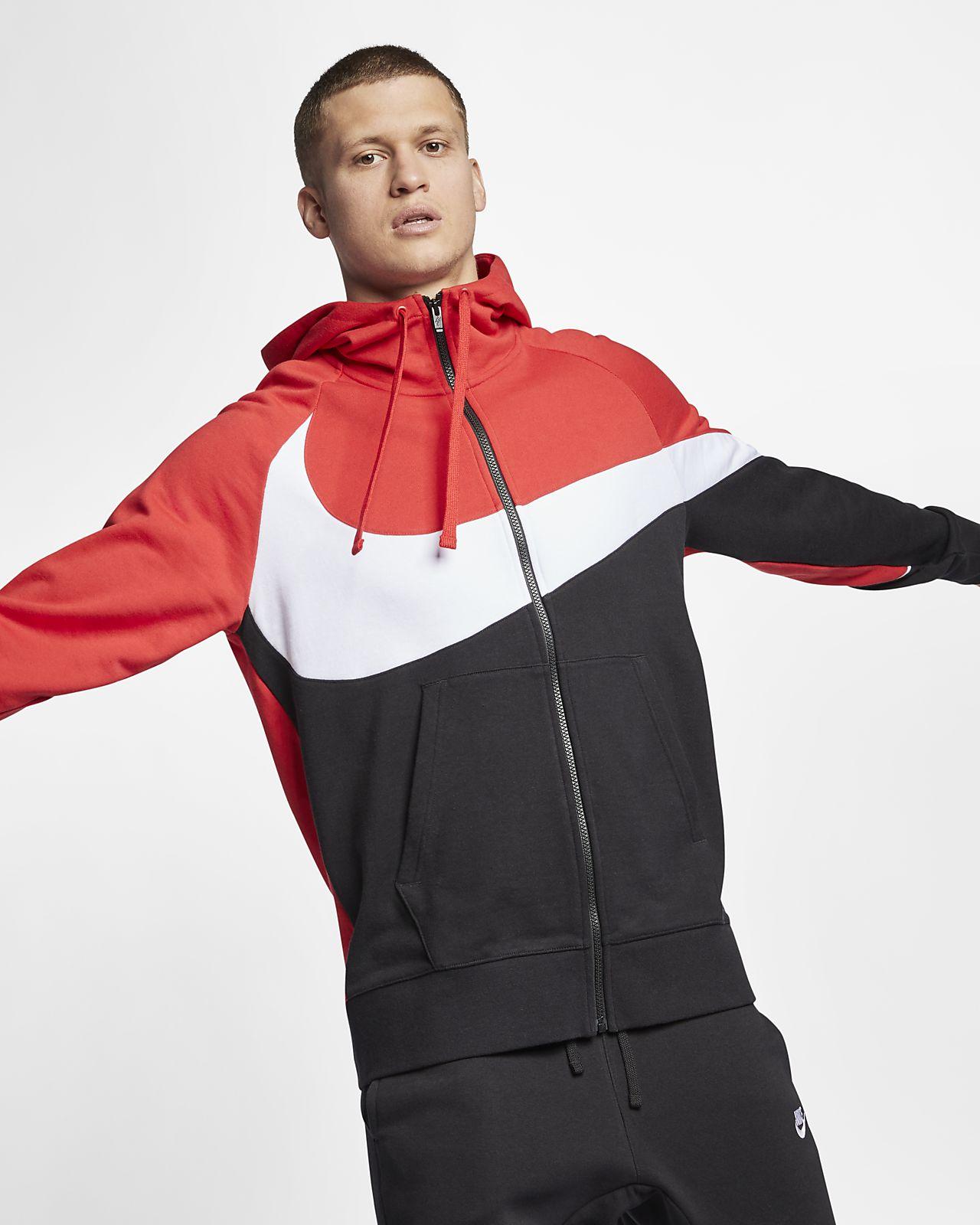 Nike Sportswear Men's Full-Zip French Terry Hoodie
