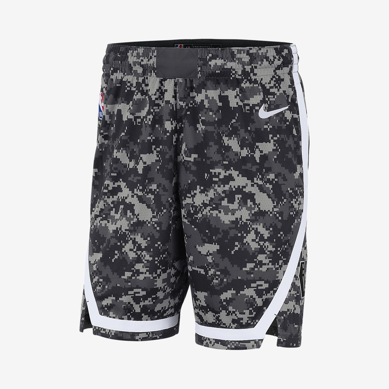 e5884f30d7b7 San Antonio Spurs City Edition Swingman Men s Nike NBA Shorts. Nike.com