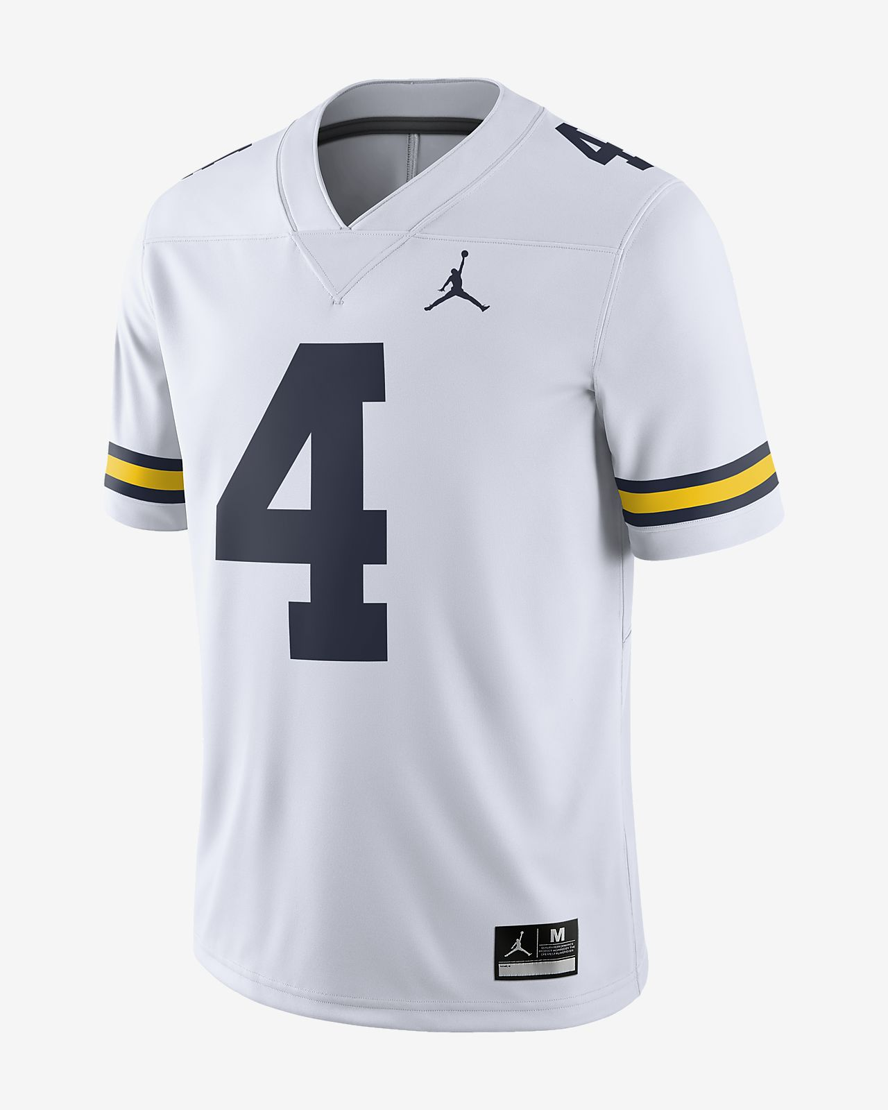 Jordan College Dri-FIT Game (Michigan) Men's Football Jersey