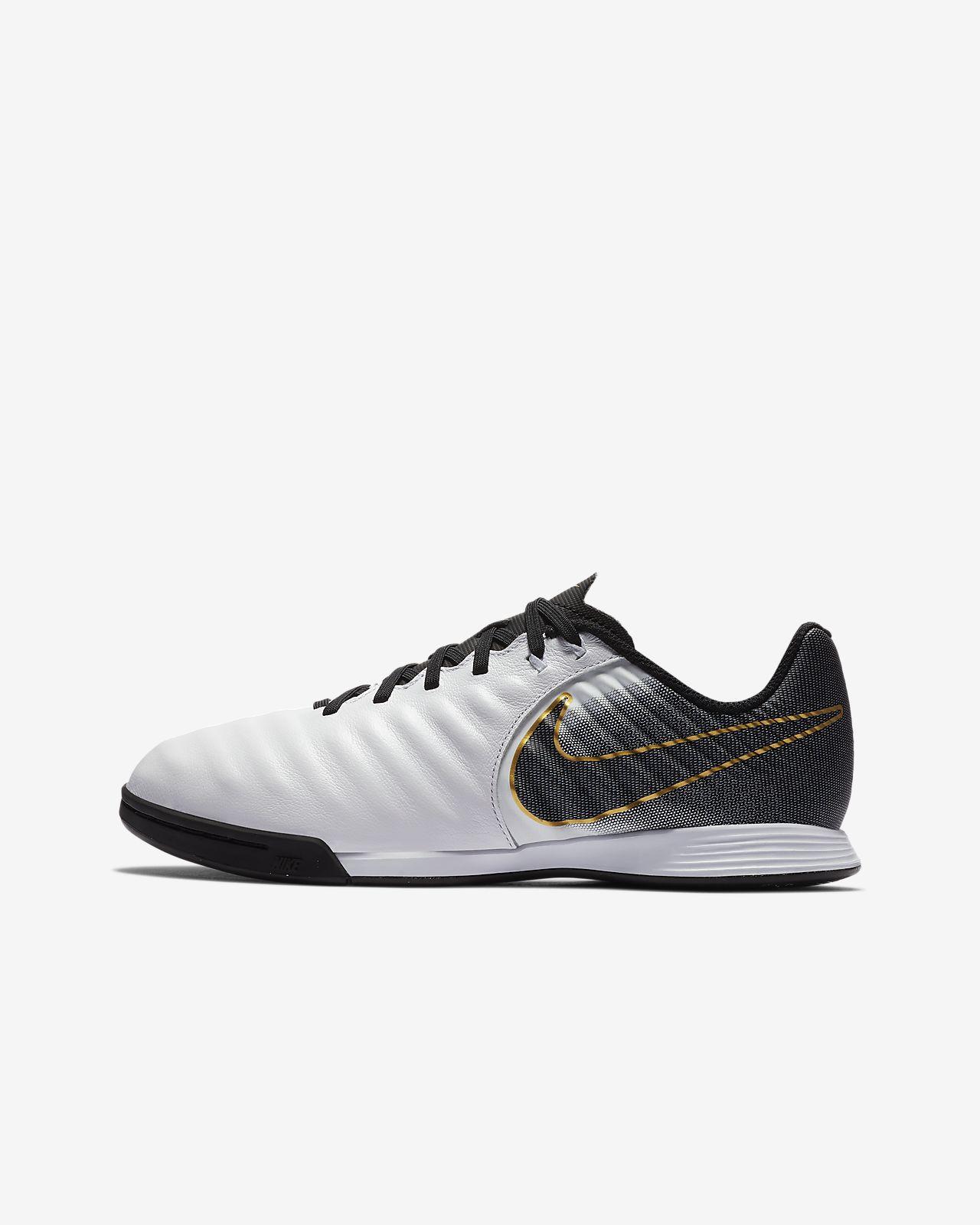 Crampons À Football Chaussure Legendx Nike De En Salle Jr Tiempo nUaqqO6T