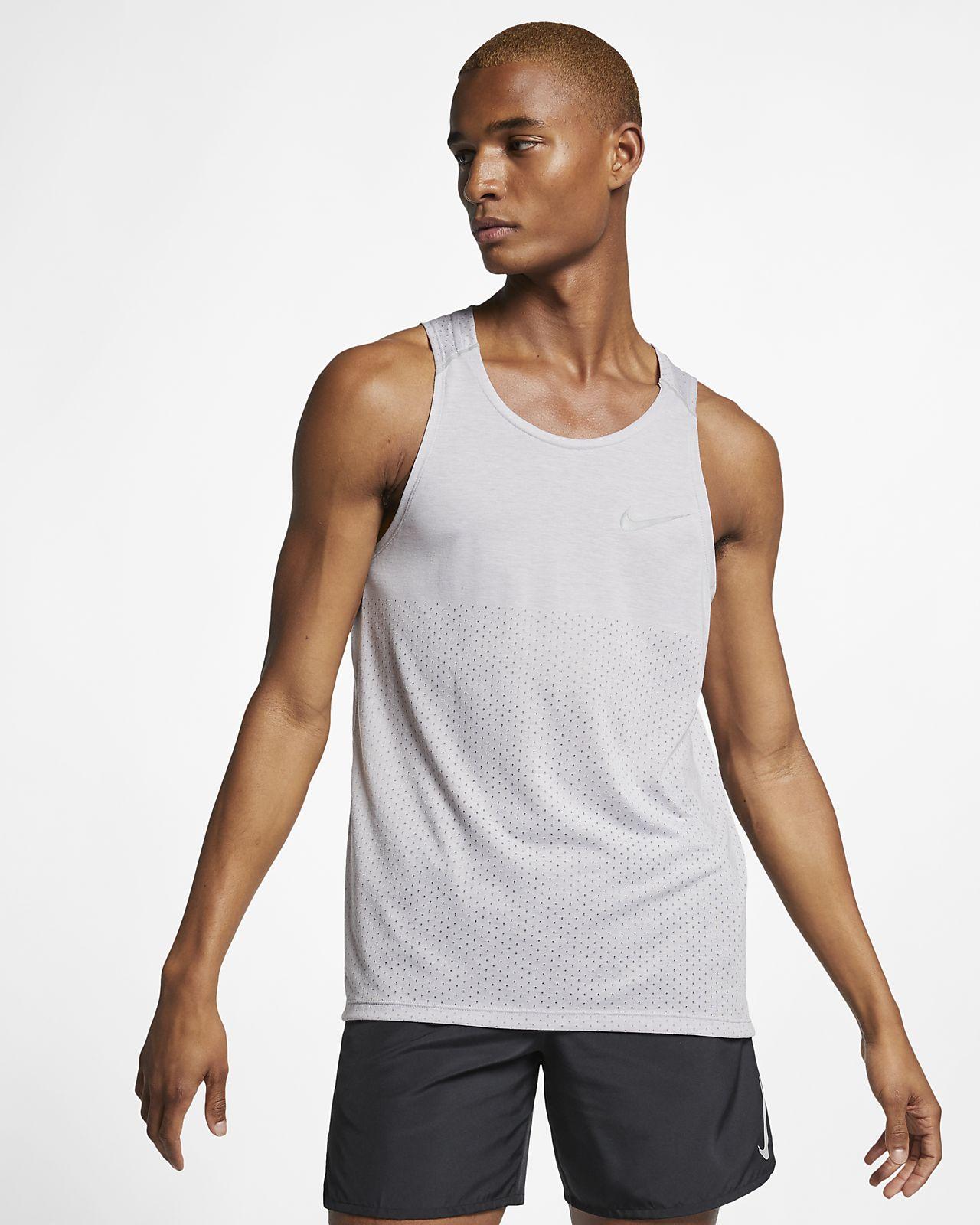 Rise Nike Tirantes Running Hombre Camiseta De 365 stBQCxhdr