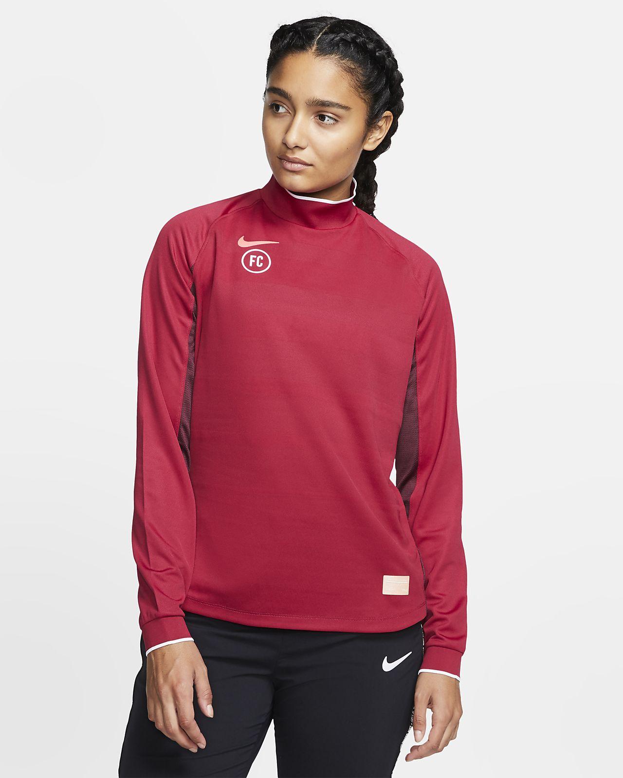 Γυναικεία μακρυμάνικη ποδοσφαιρική φανέλα Nike F.C.