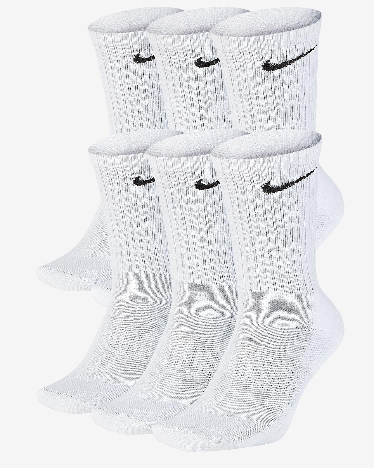 Nike Everyday Cushion Crew Training Socks (6 Pair)