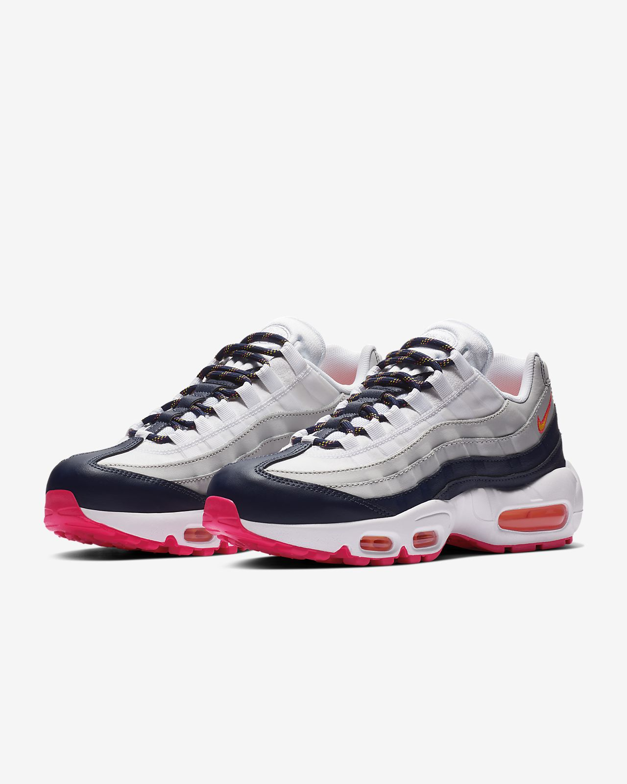 huge discount 404ed b81f0 ... Nike Air Max 95 Premium Women s Shoe