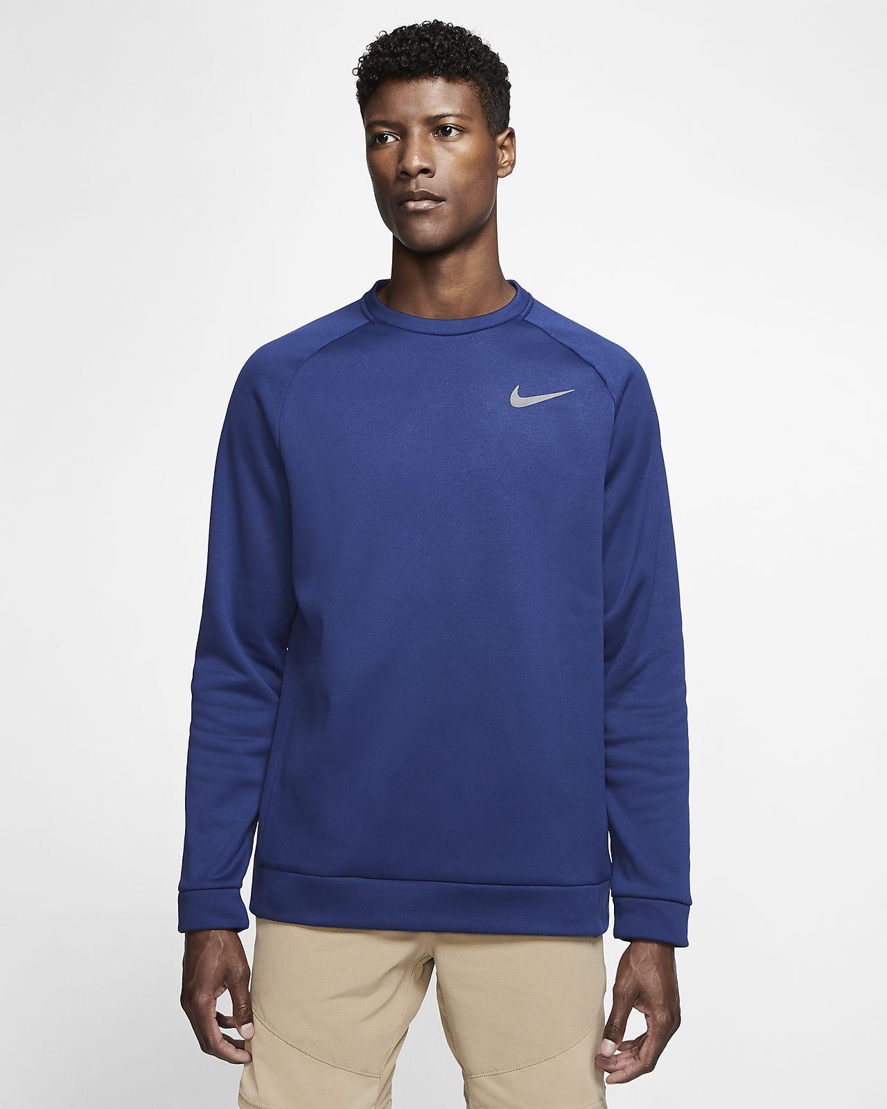 Nike Therma-træningsoverdel til mænd