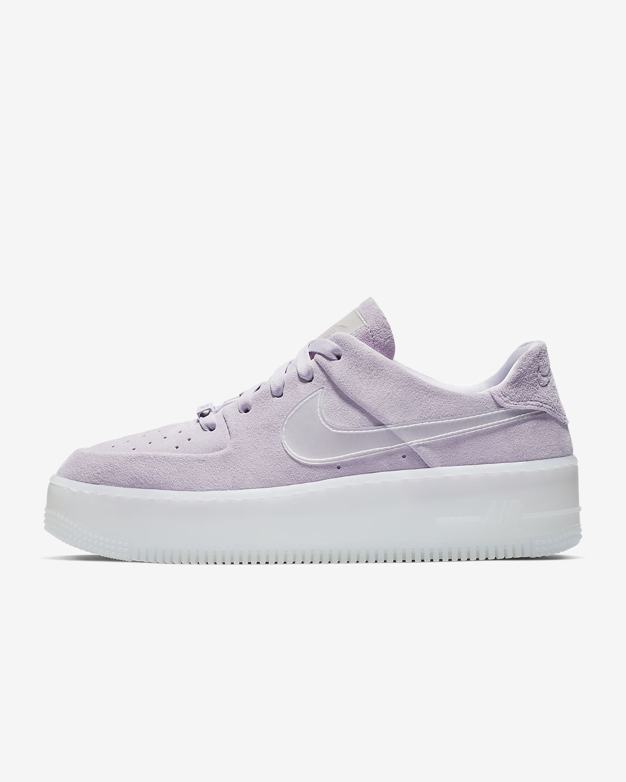 nike air force 1 donna lilla
