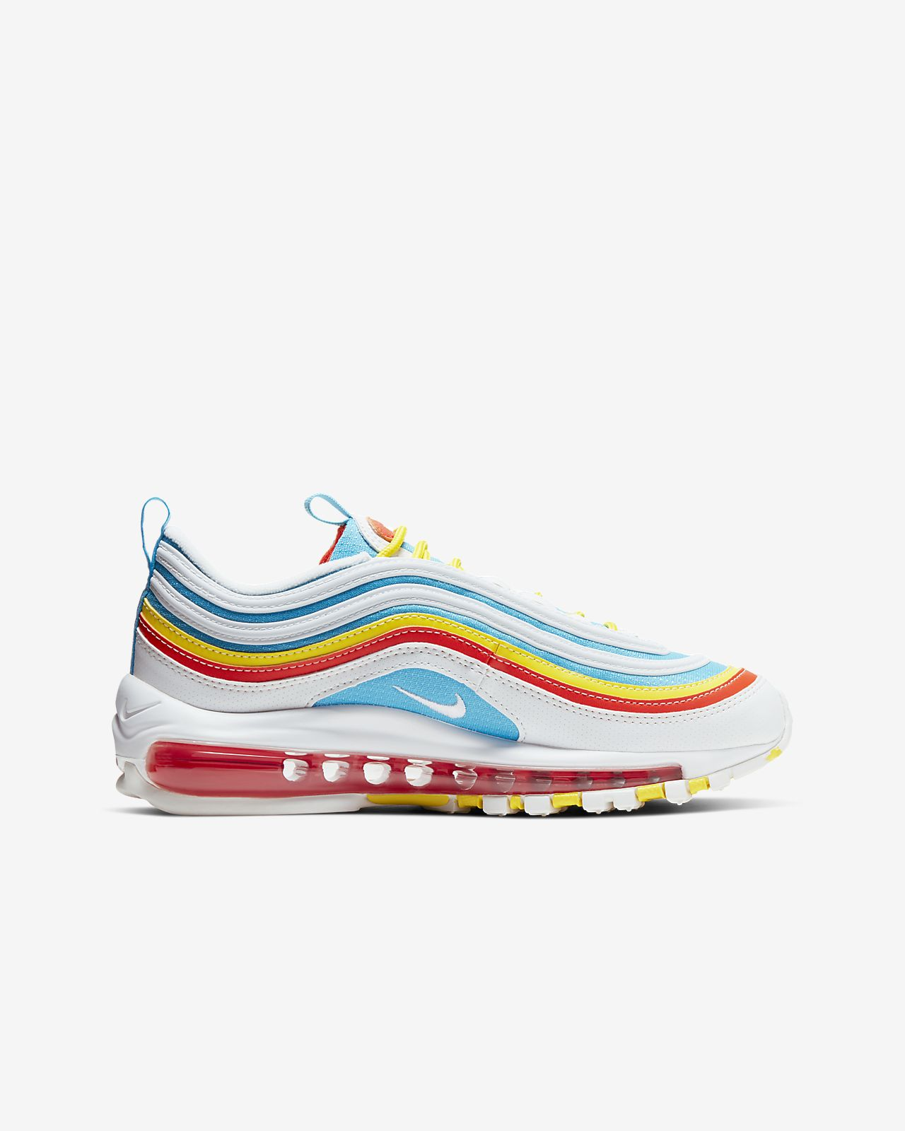 sports shoes 30721 cf526 ... Nike Air Max 97 Big Kids  Shoe