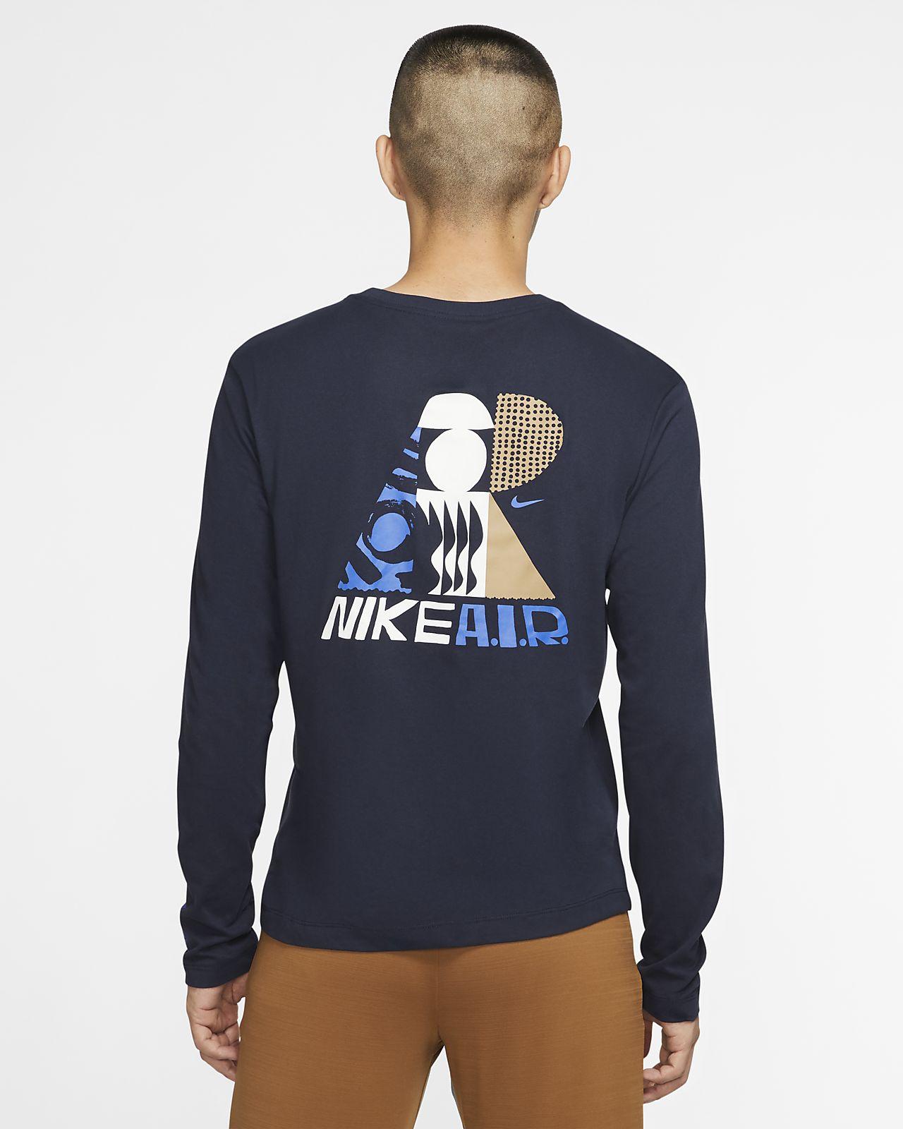 t-shirt nike air homme