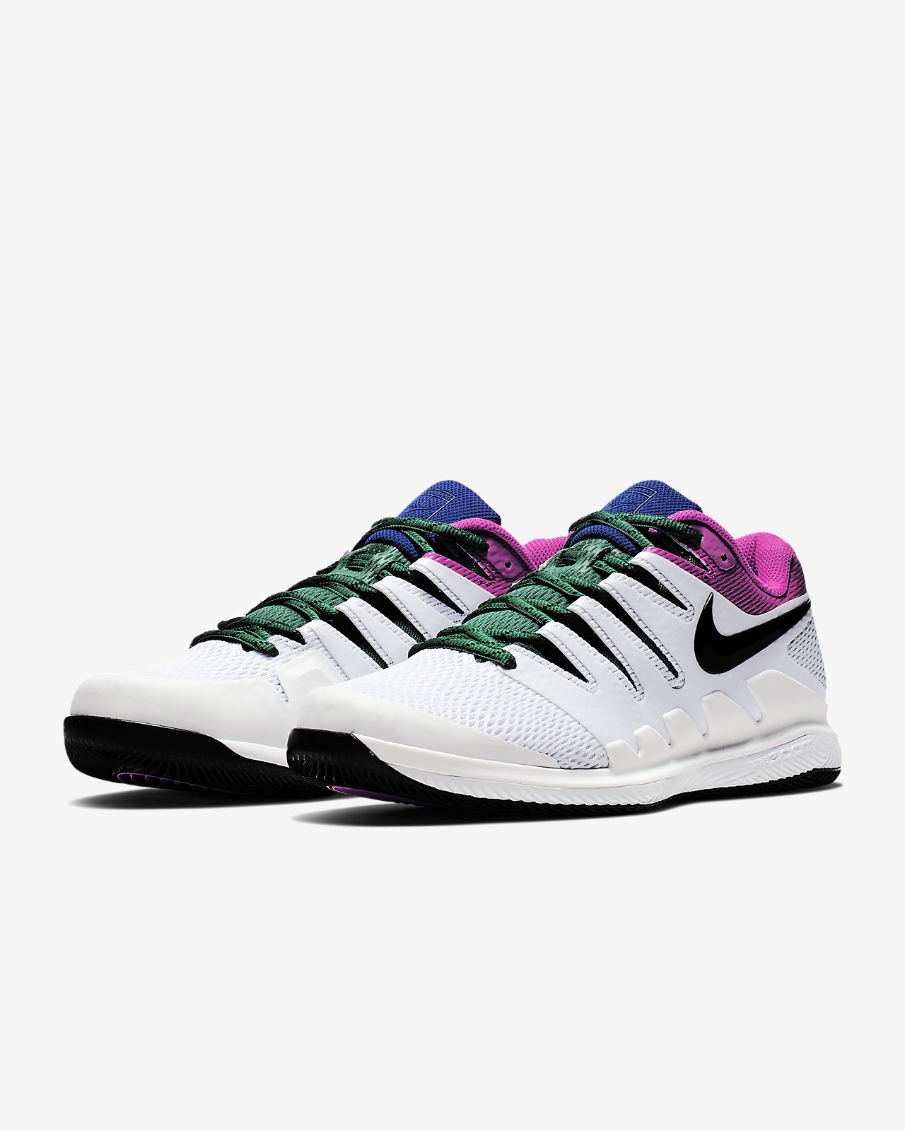 super popular 05a32 2930d ... NikeCourt Air Zoom Vapor X Men s Hard Court Tennis Shoe