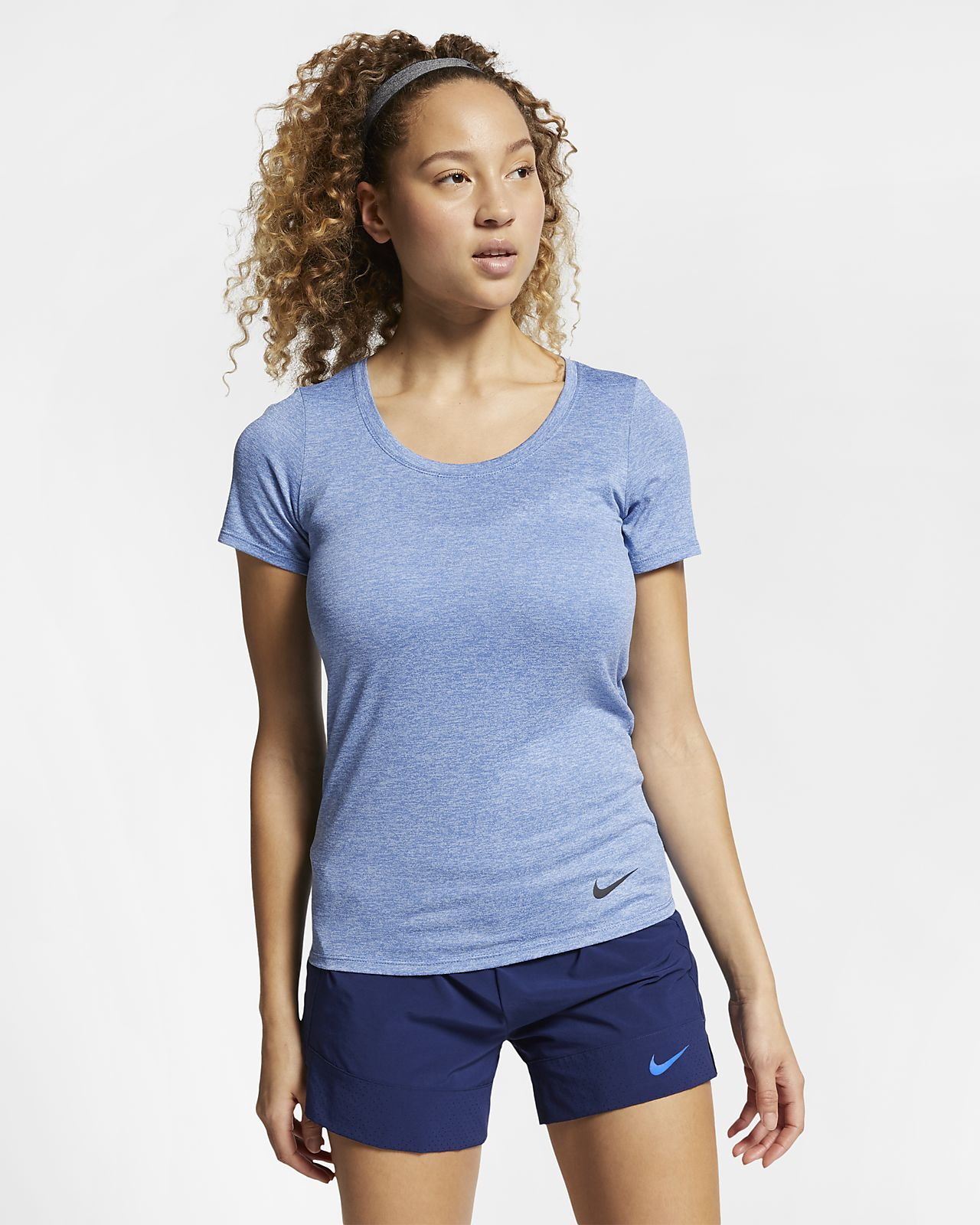 Women's Training T-Shirt. Nike Dry