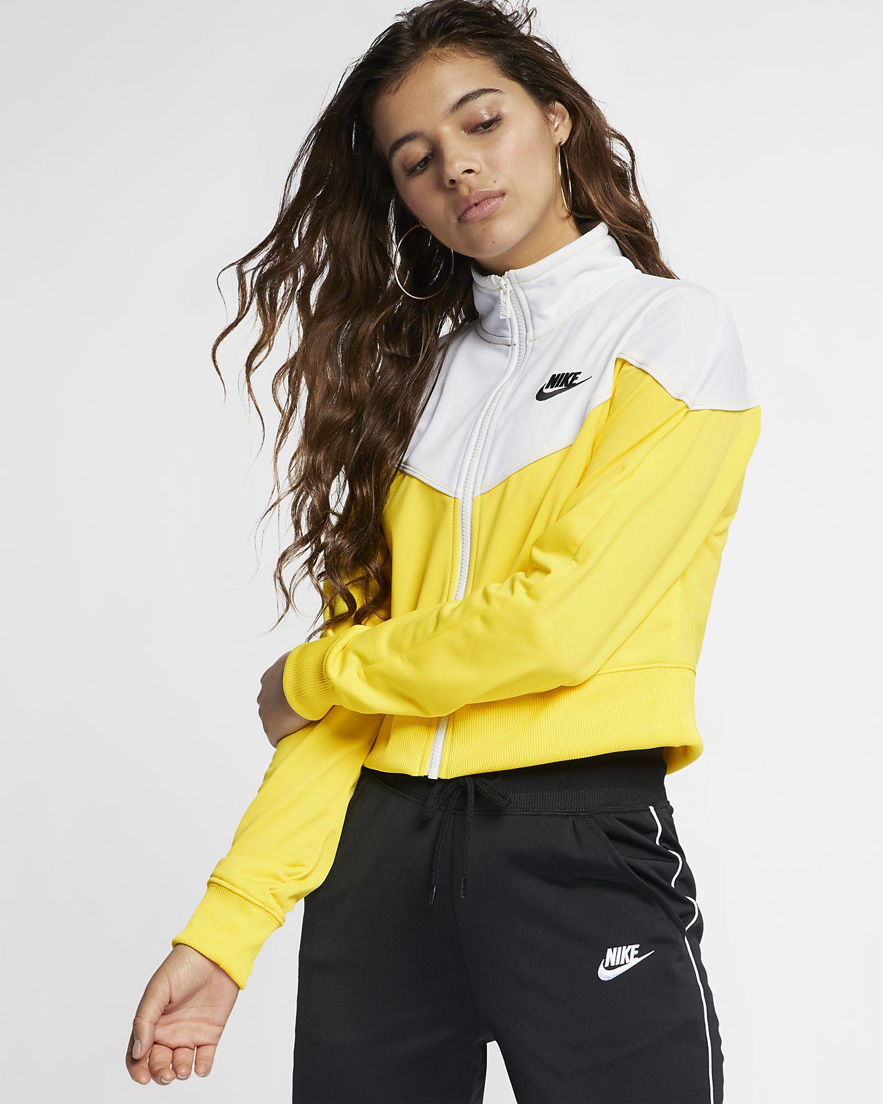 0ab2ae0b48 Nike Sportswear Windrunner Women s Knit Jacket. Nike.com AT