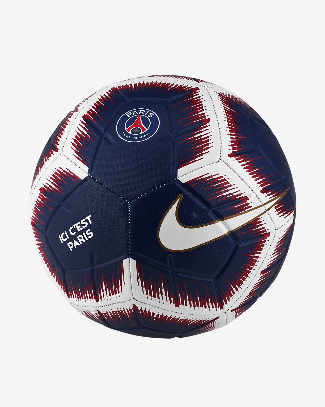 Fotboll Paris Saint-Germain Strike