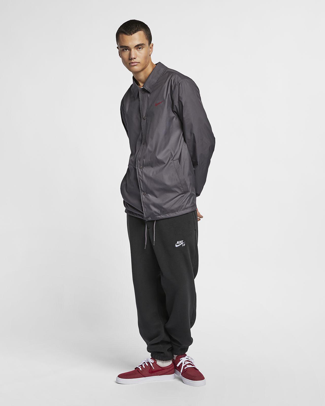 the latest f12c4 21a60 ... Nike SB Shield Men s Skate Jacket
