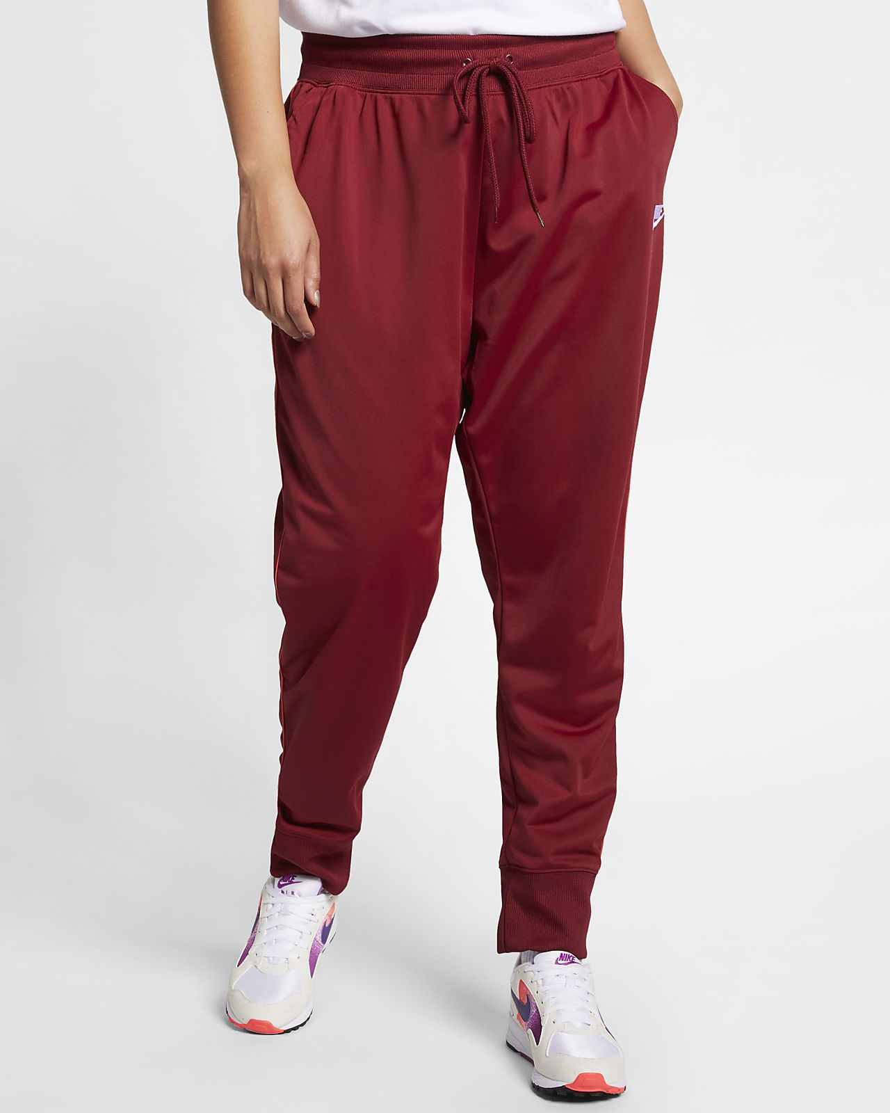 39b3df709c76 ... Γυναικείο παντελόνι φόρμας Nike Sportswear Heritage (μεγάλα μεγέθη)