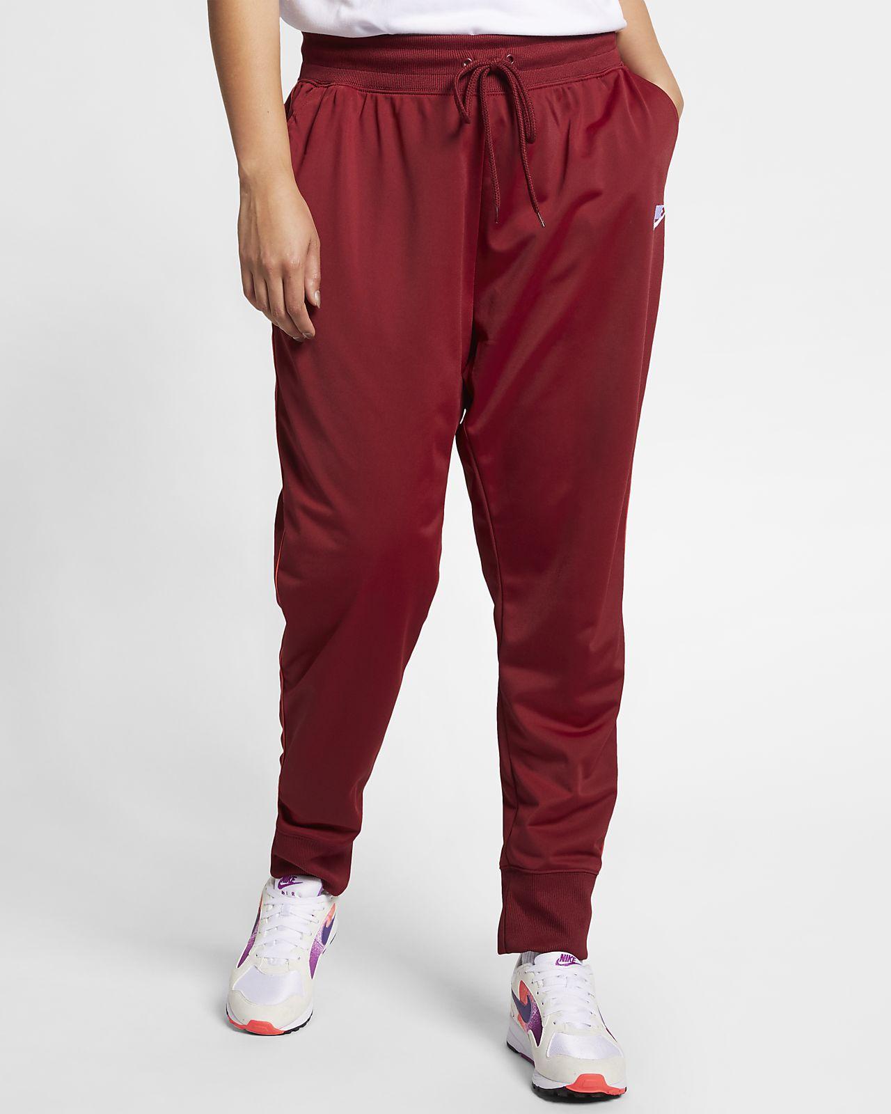 Roze Joggingbroek Dames.Nike Sportswear Heritage Joggingbroek Voor Dames Grote Maten Nike