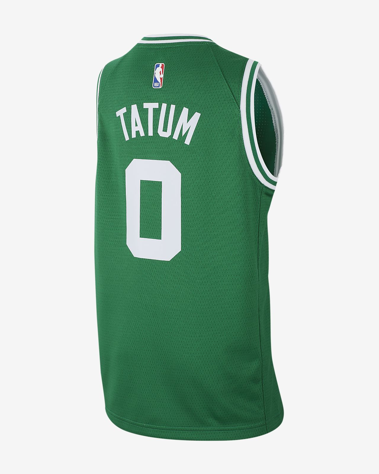 online retailer 13f8c 49a1e Jayson Tatum Icon Edition Swingman (Boston Celtics) Big Kids' Nike NBA  Jersey