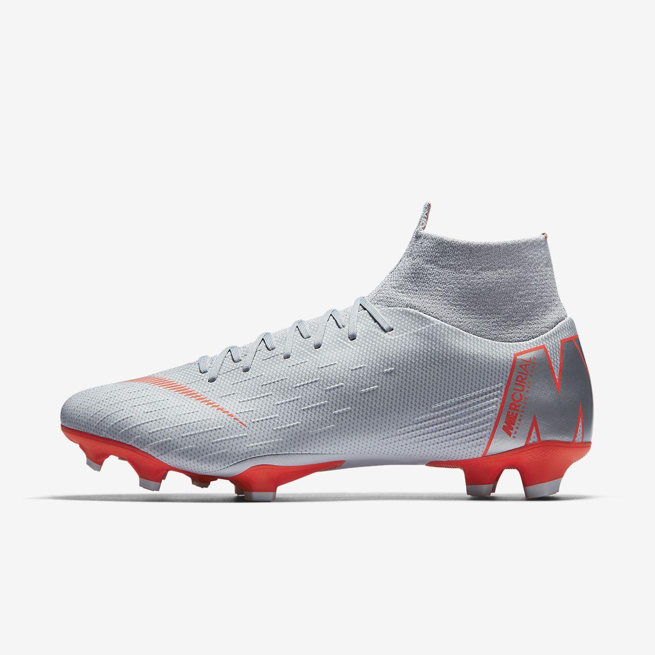 Football shoes Nike FußballSchuhe CR7 Superfly 6 Club MG Mercurial weiß Fußball