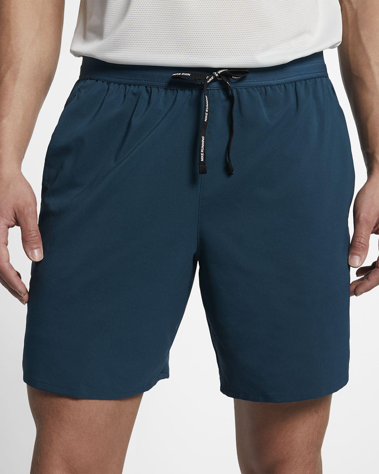 Męskie spodenki do biegania 2 w 1 18 cm Nike Dri-FIT Flex Stride