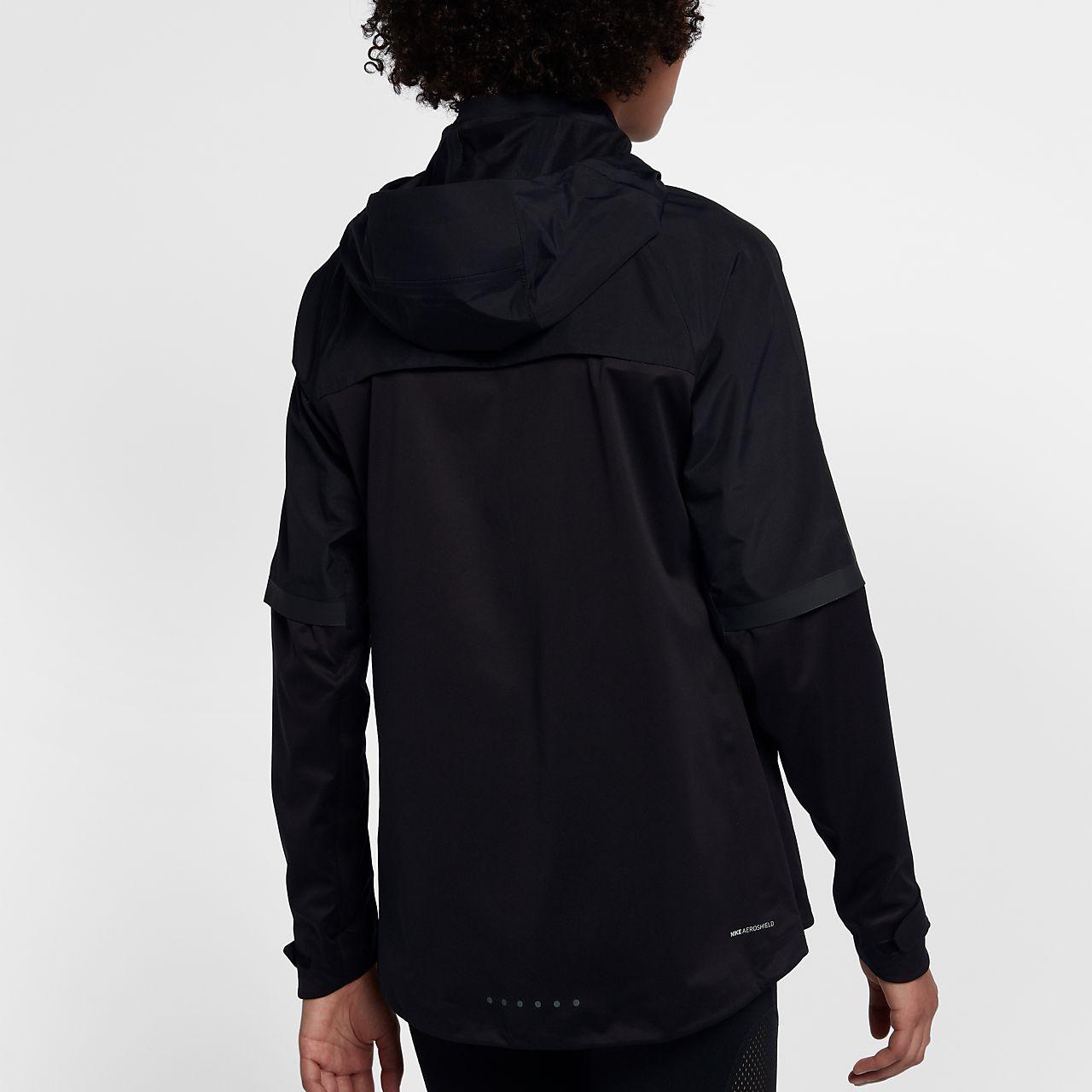 veste de running nike aeroshield pour femme fr. Black Bedroom Furniture Sets. Home Design Ideas