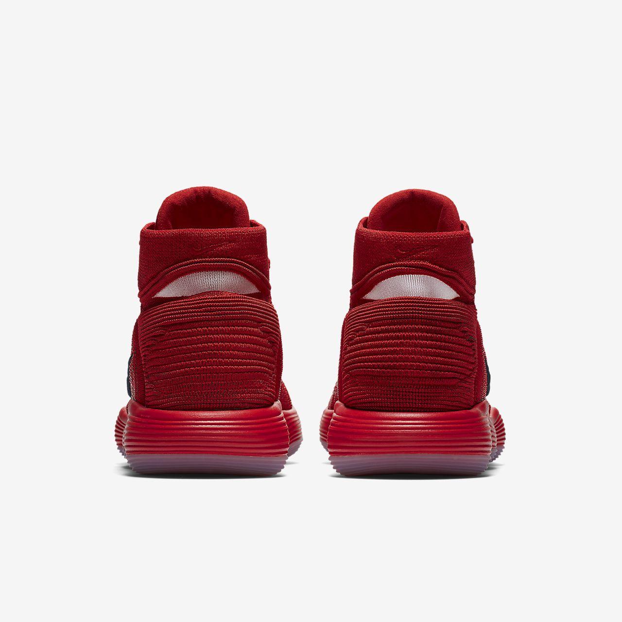 ade3f5e52981 nike epic react flyknit  nike react hyperdunk 2017 flyknit basketball shoe