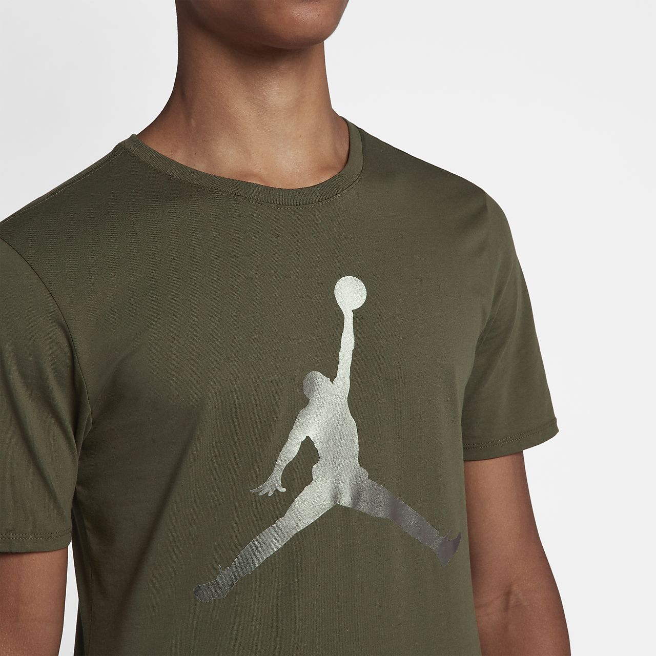 3db6a8b7c16589 Jordan Lifestyle Iconic Jumpman Men s T-Shirt. Nike.com CA