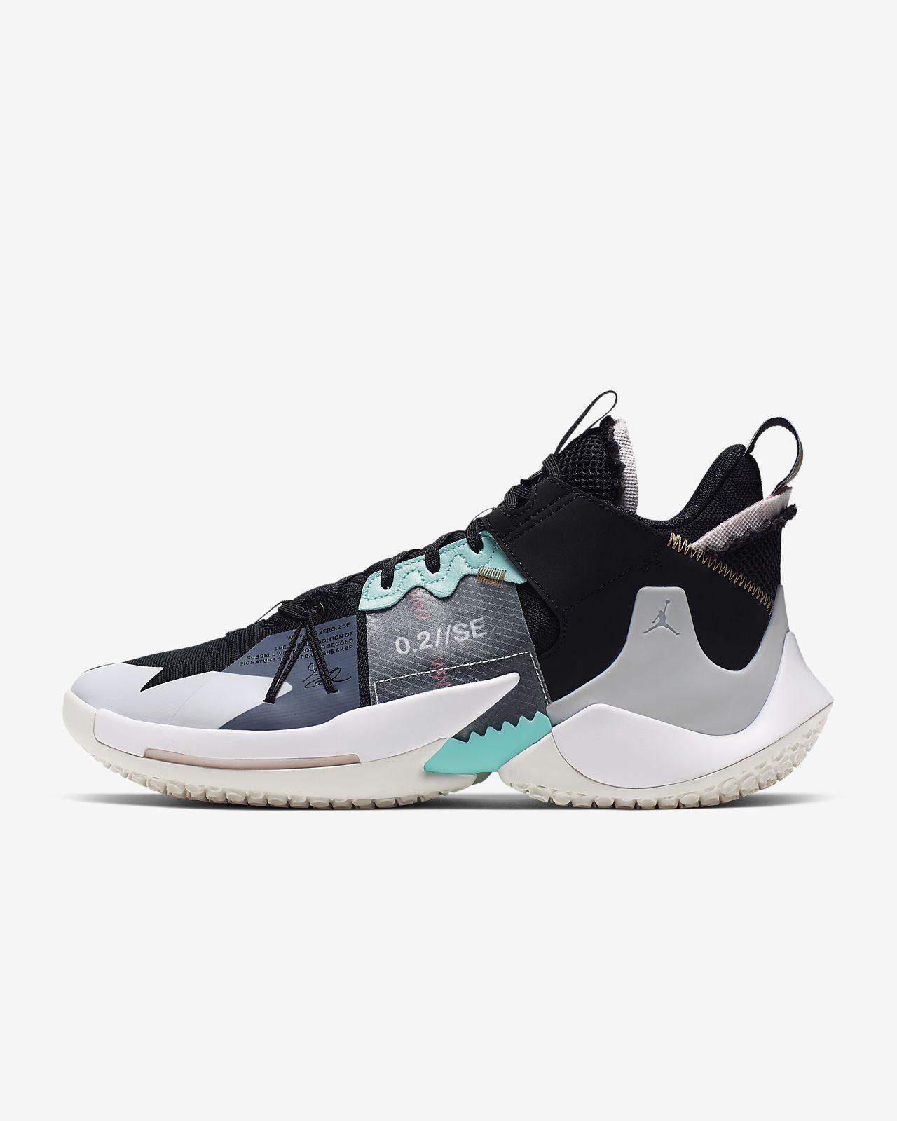 """Jordan """"Why Not?"""" Zer0.2 SE PF 男款籃球鞋"""