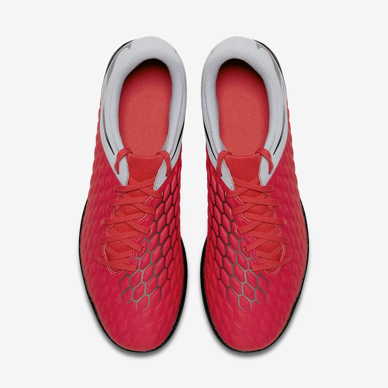 new concept 7c8fe a35c8 Nike HypervenomX Phantom III Club IC Indoor/Court Football Shoe