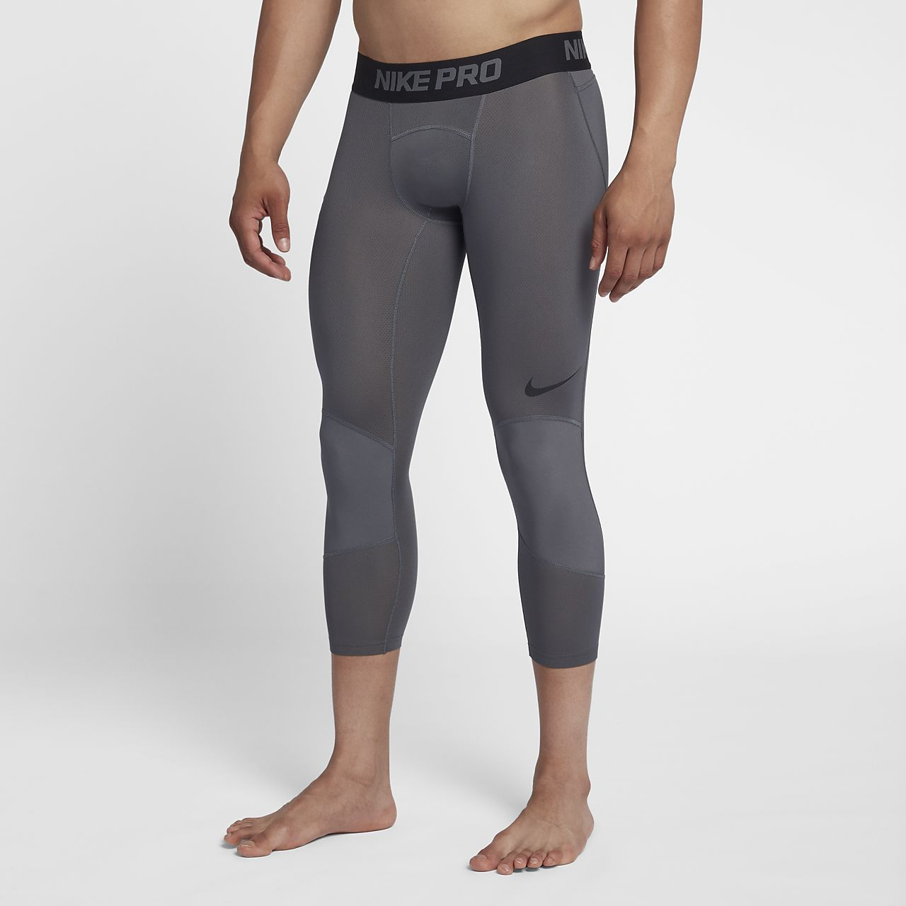 Nike Pro Dri-FIT Men's 3/4 Basketball Tights