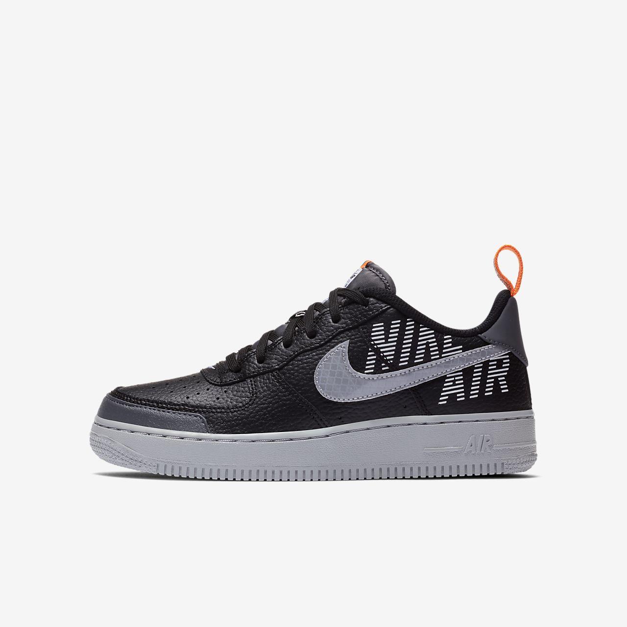 Calzado para niños talla grande Nike Air Force 1 LV8 2