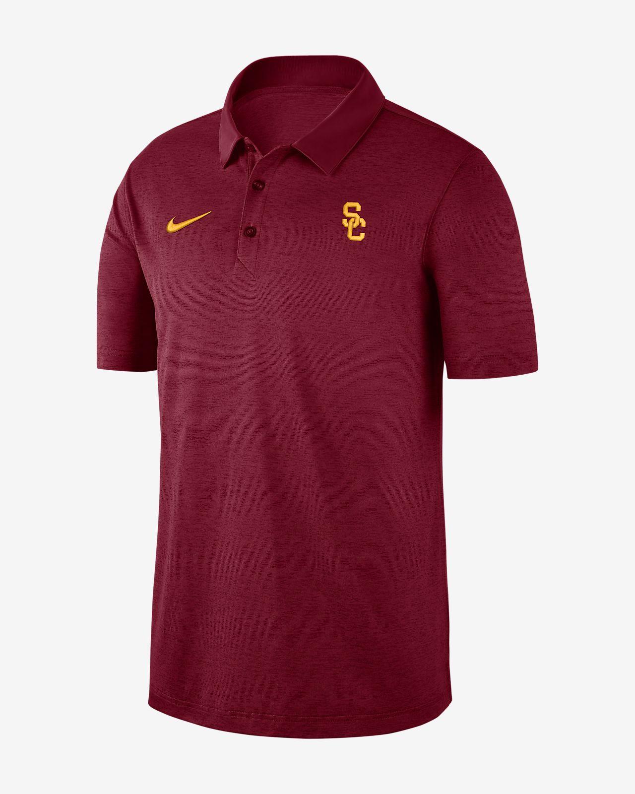 Nike College Dri-FIT (USC) Men's Polo