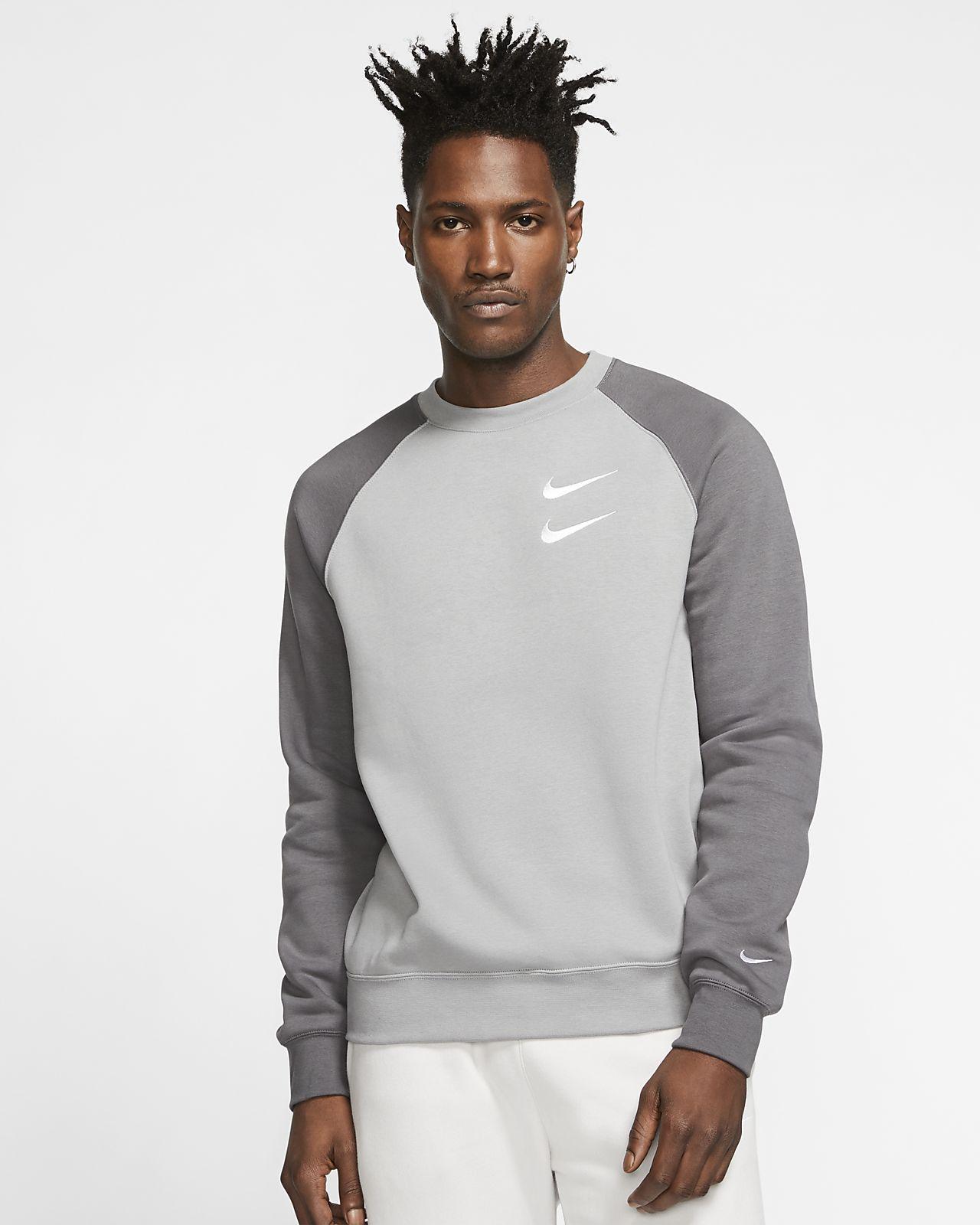 Maglia a girocollo Nike Sportswear Swoosh - Uomo