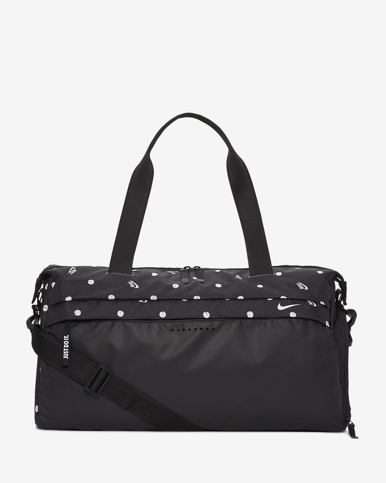 Nike Radiate Women's Polka-Dot Training Duffel Bag