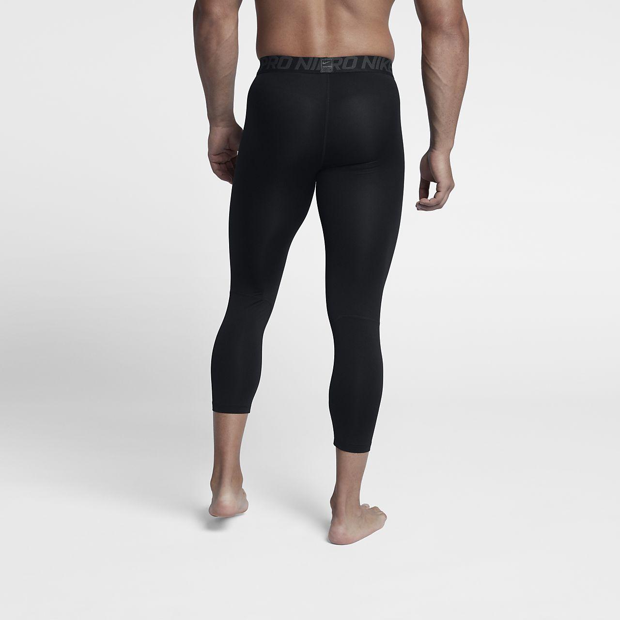 02f3c3a4a9c97 Nike Pro Men's 3/4 Training Tights. Nike.com NO