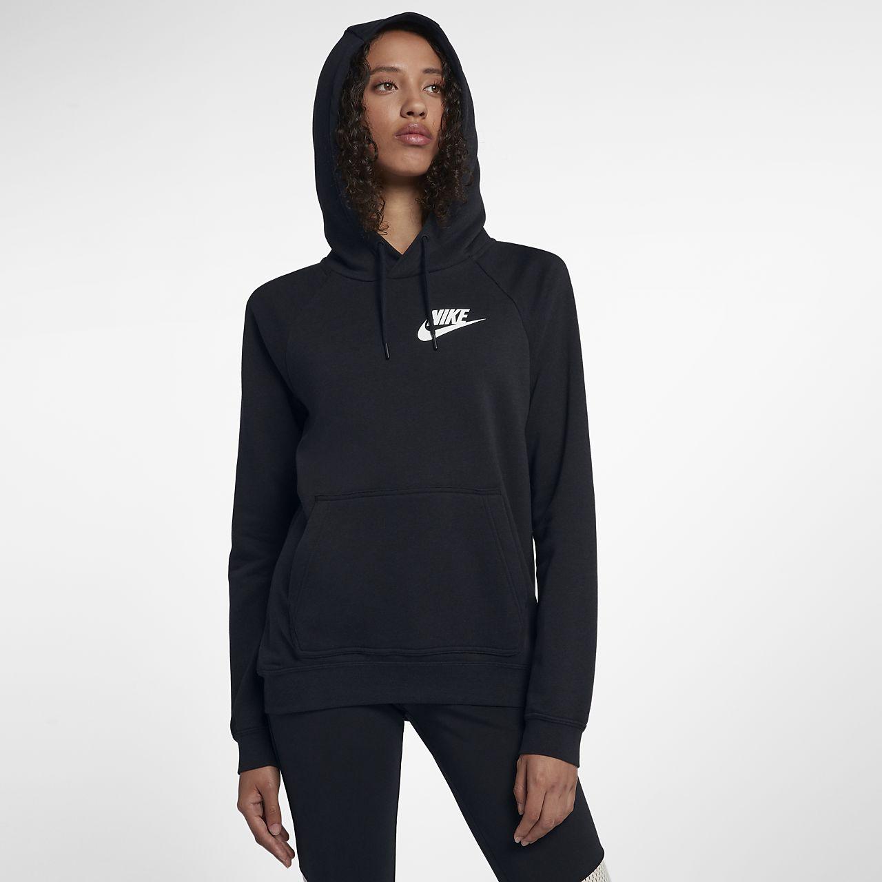 660113dca37 Nike Sportswear Rally Women s Hoodie. Nike.com