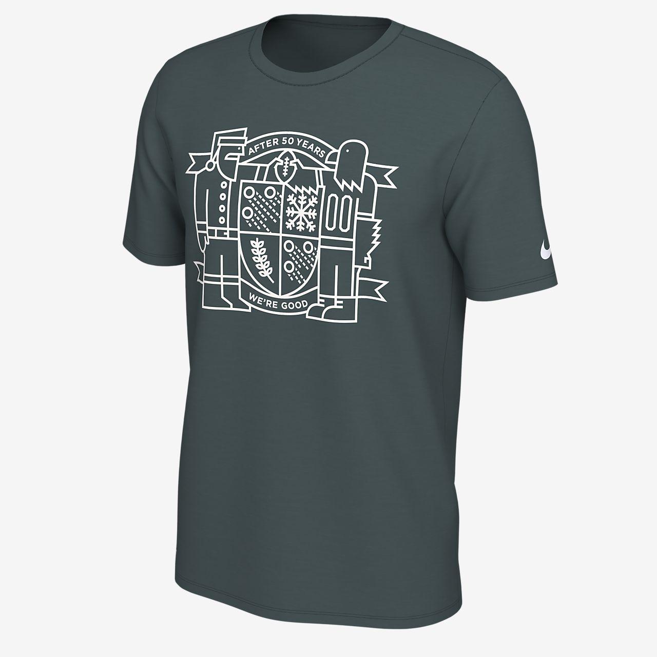 ec2b5294b7e Nike Dri-FIT (NFL Eagles) Men's T-Shirt. Nike.com