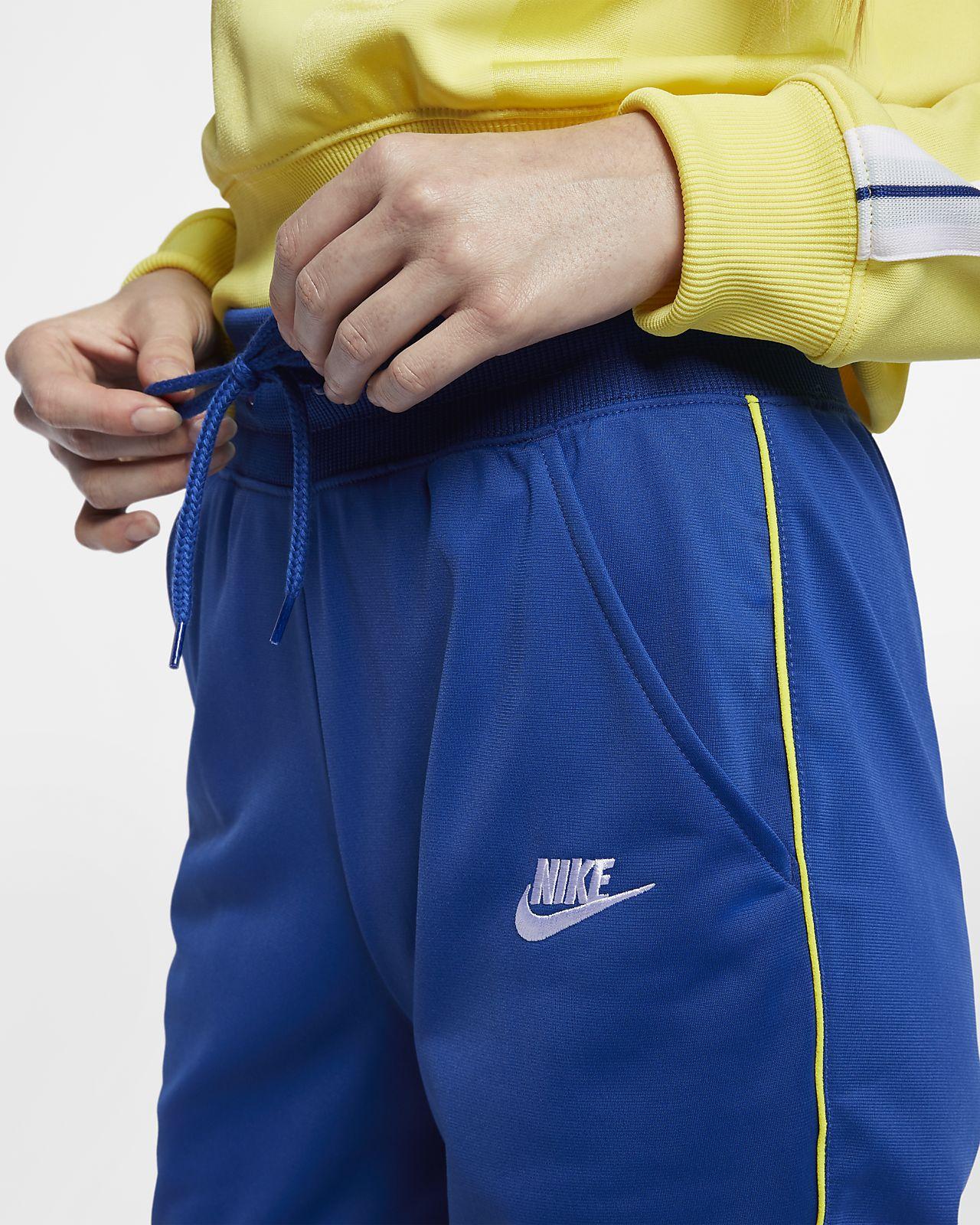d23f719e9ec7e Pantalones de entrenamiento para mujer Nike Sportswear Heritage ...