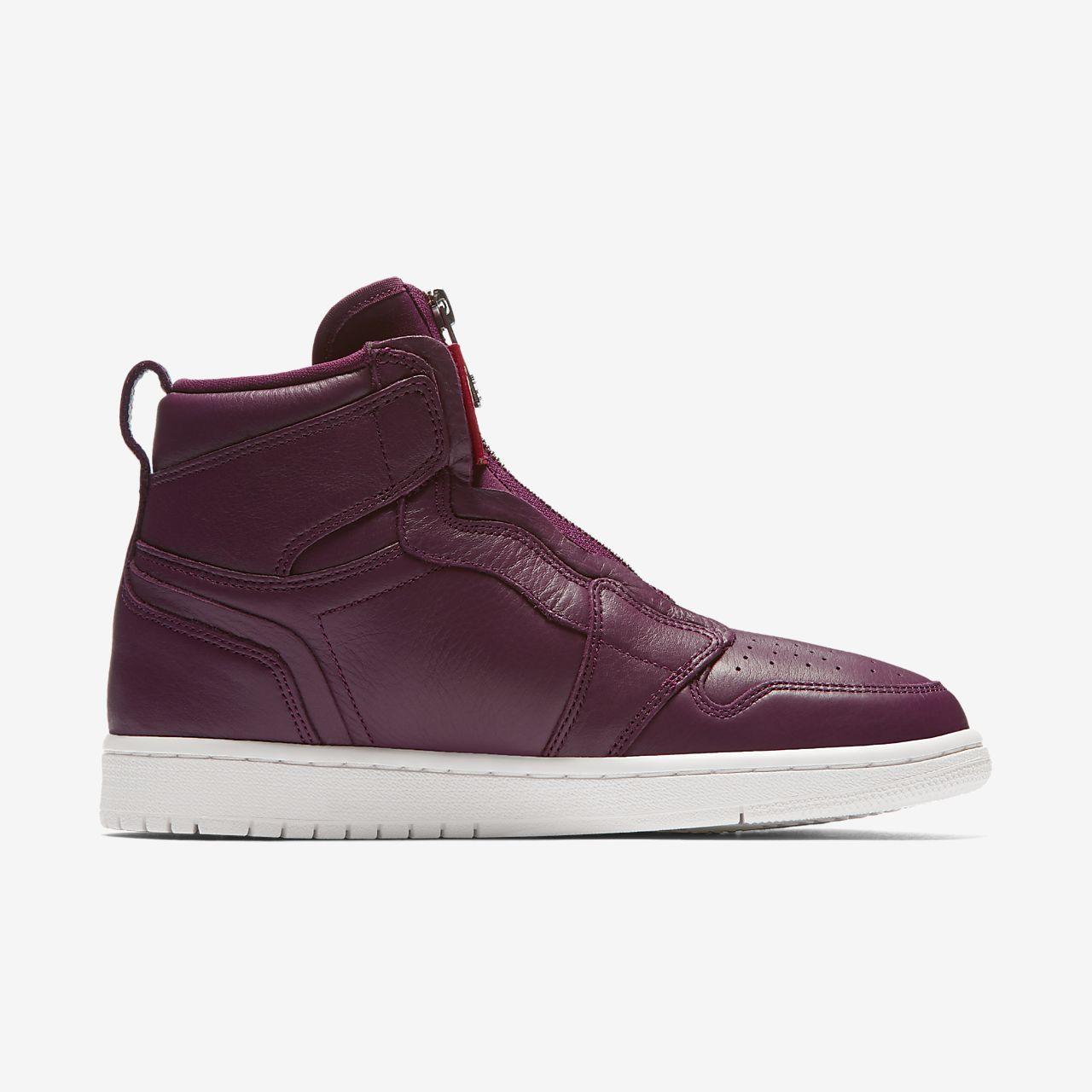 promo code d56f1 59e88 ... Air Jordan 1 High Zip Premium Women s Shoe