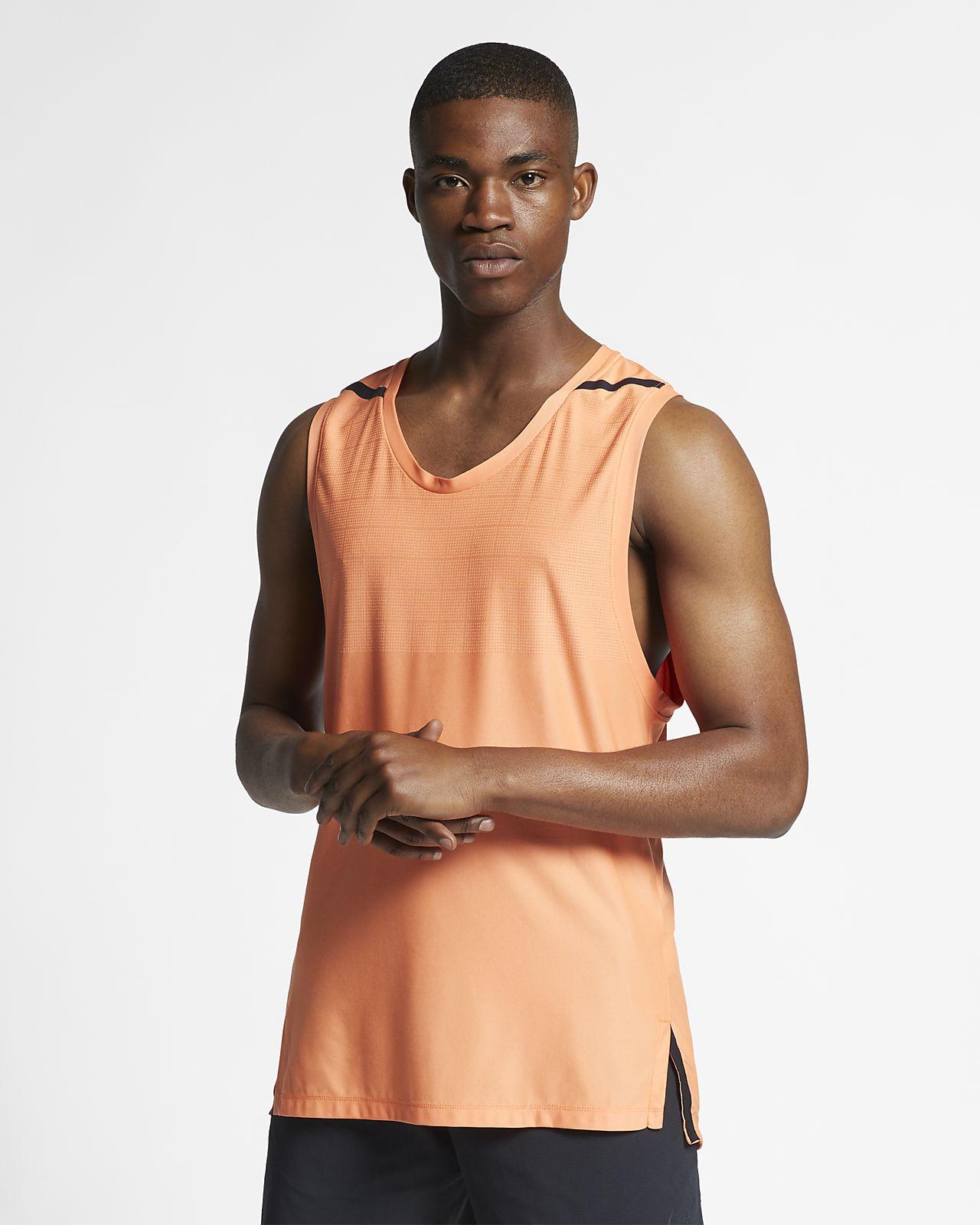 Camisola de treino sem mangas Nike Dri-FIT Tech Pack para homem