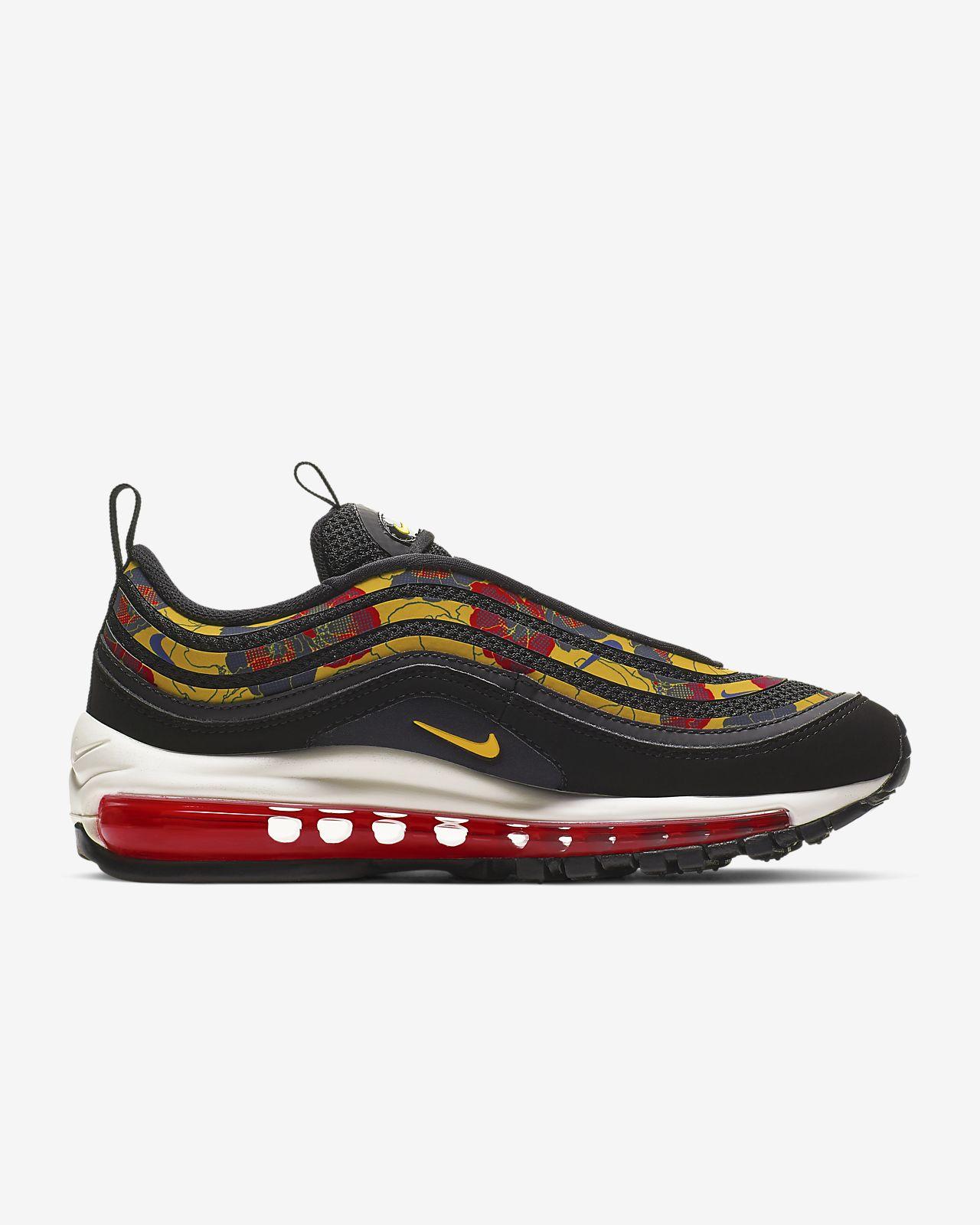 big sale ab78b 8765e ... Nike Air Max 97 SE Floral Women s Shoe