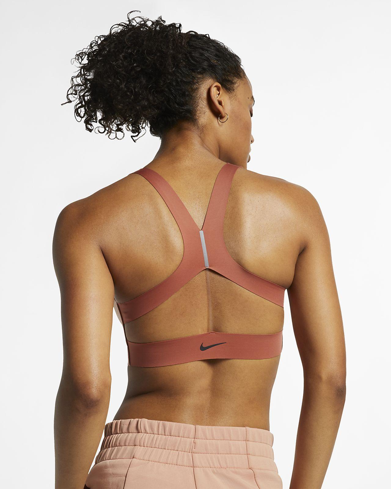 designer fashion 42659 17bf6 ... Nike Breathe Tech Pack Women s Medium Support Sports Bra