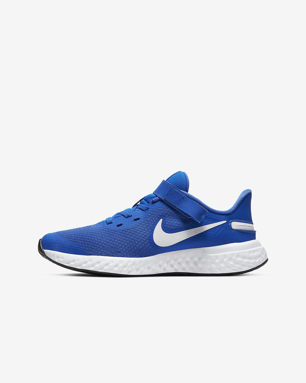 Nike Revolution 5 FlyEase Older Kids' Running Shoe