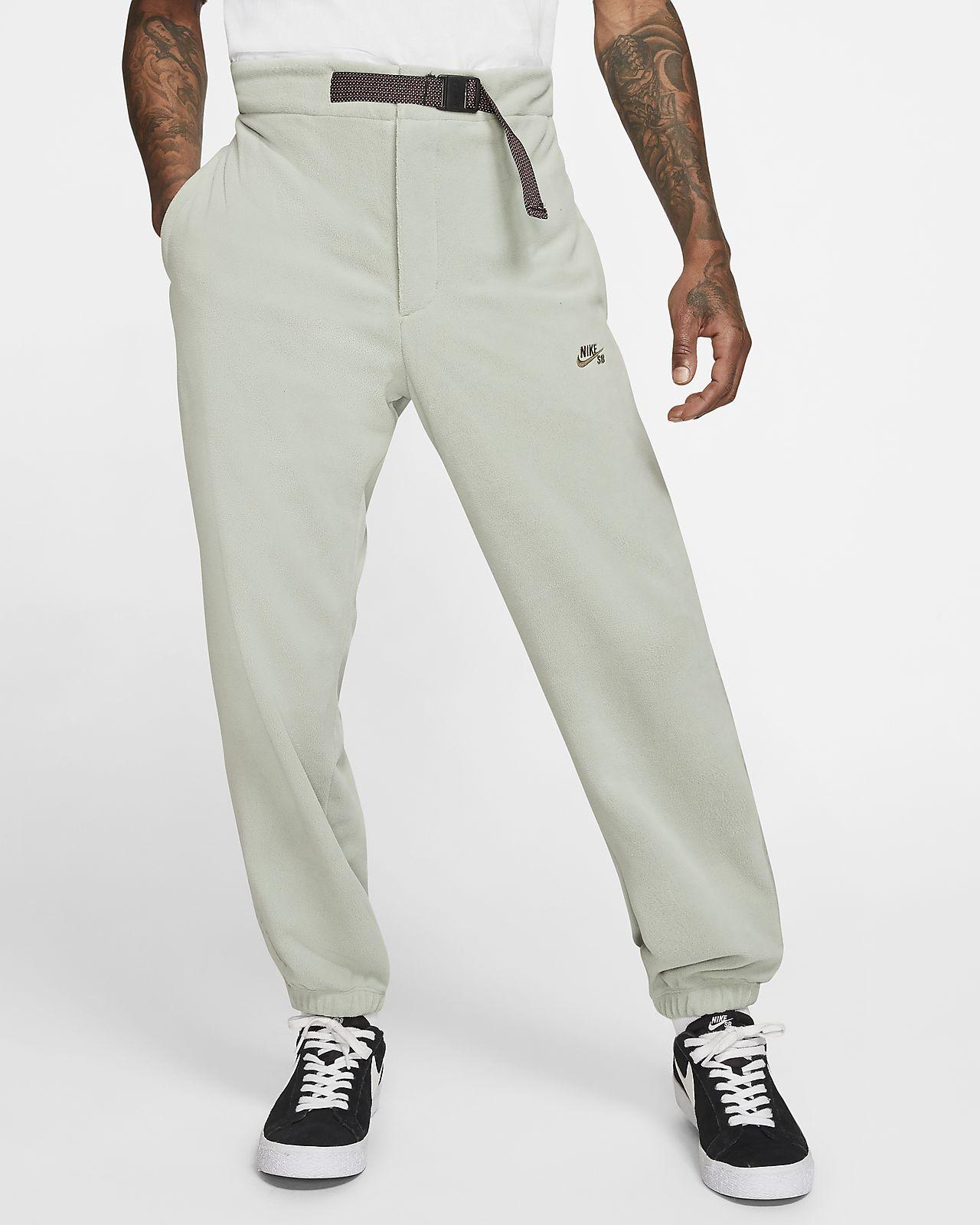 nike pantaloni in fleece