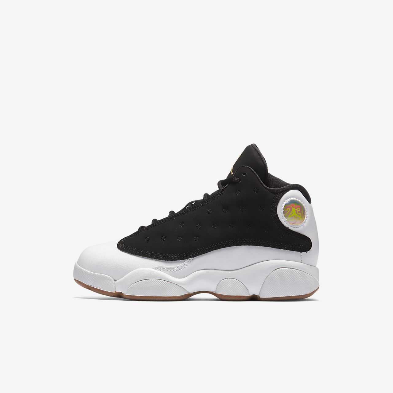 ... Air Jordan 13 Retro Little Kids' Shoe