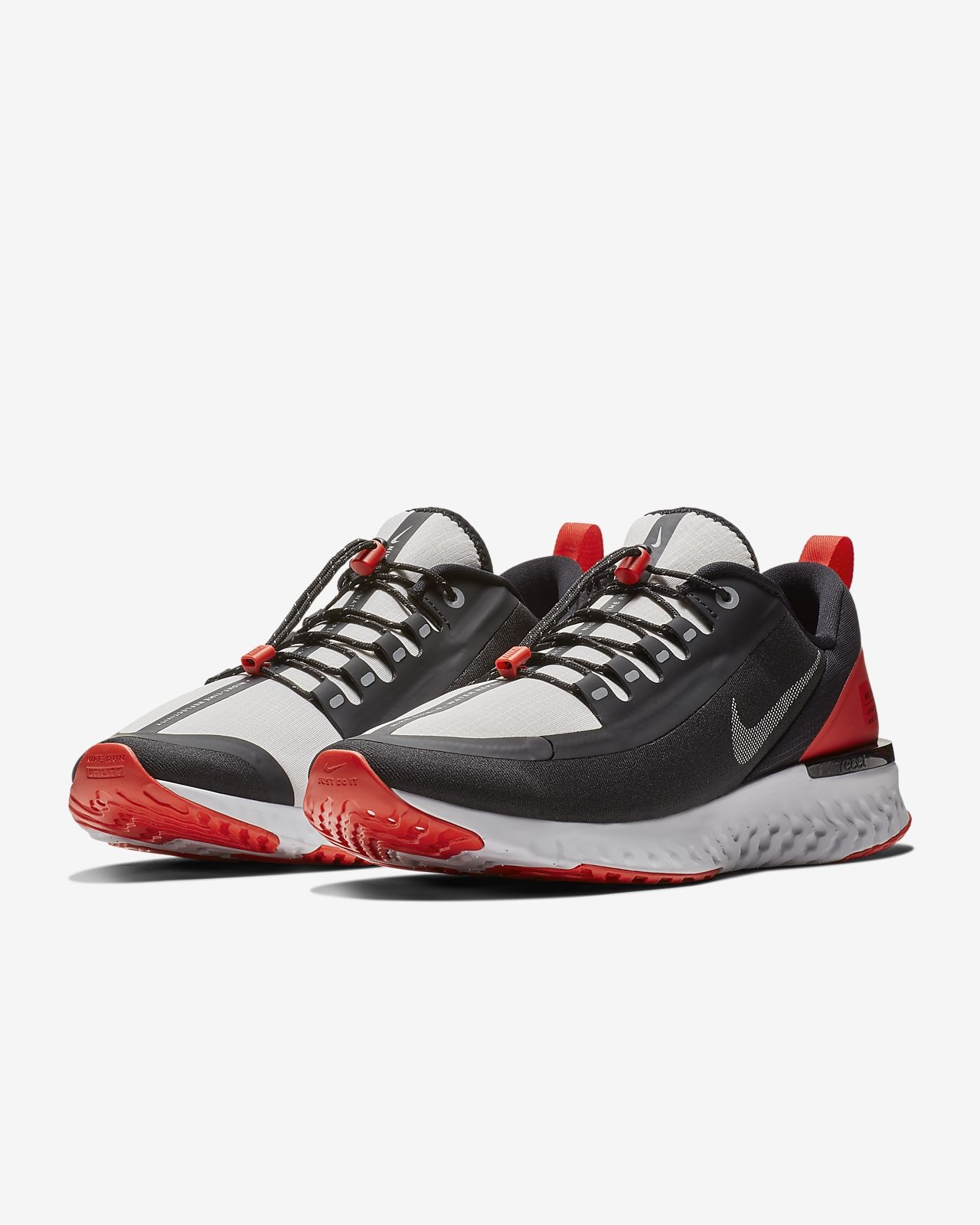 4f127c4c9d1a Nike Odyssey React Shield Water-Repellent Men s Running Shoe. Nike ...