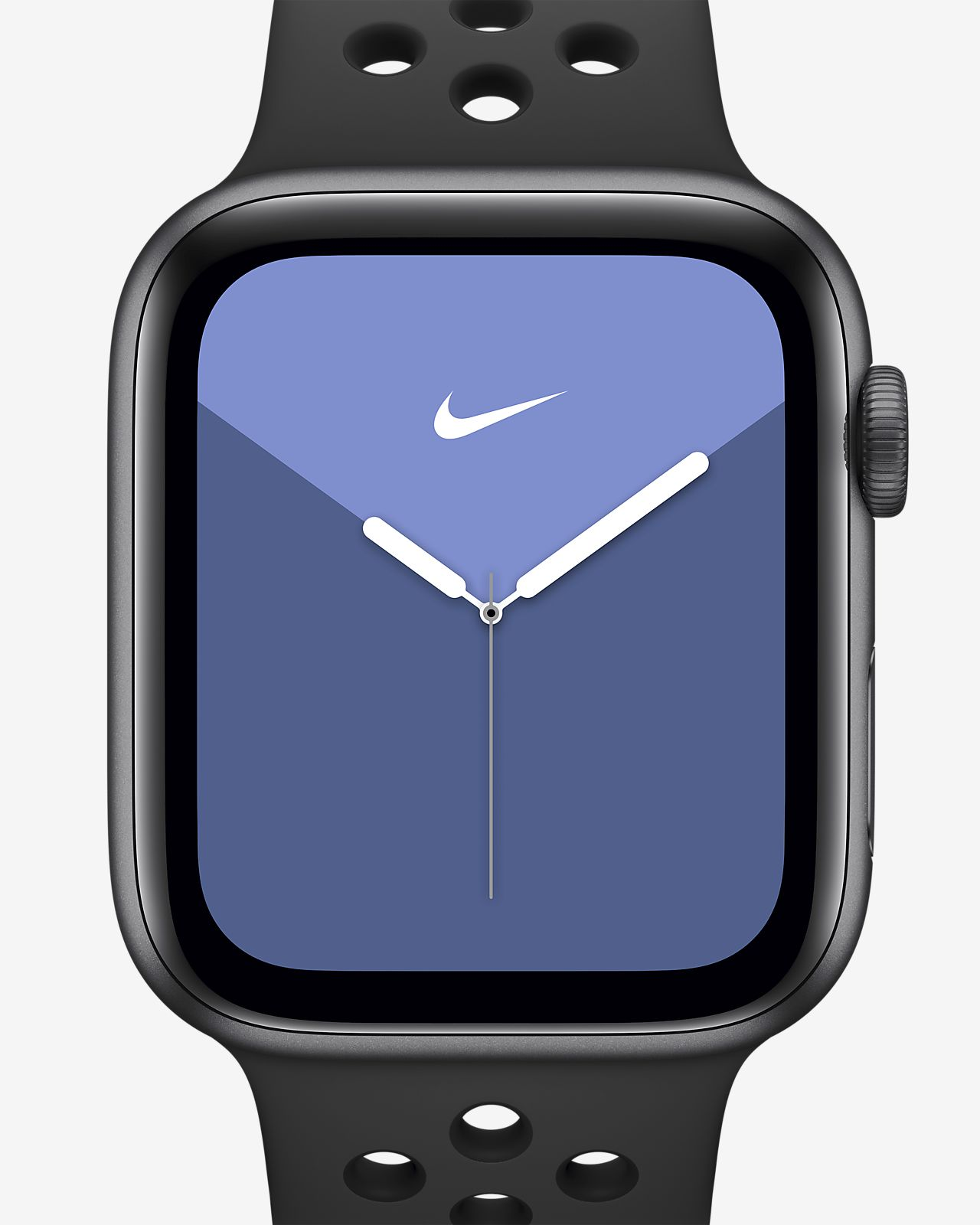 Apple Watch Nike Series 5 (GPS + Cellular) with Nike Sport Band 40mm Space Grey Aluminium Case