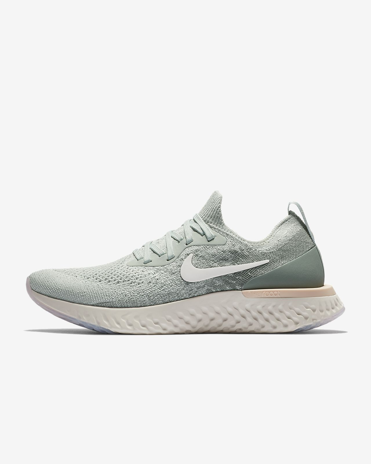 0553793340c6a ... reduced nike epic react flyknit womens running shoe 8ab84 f5fca