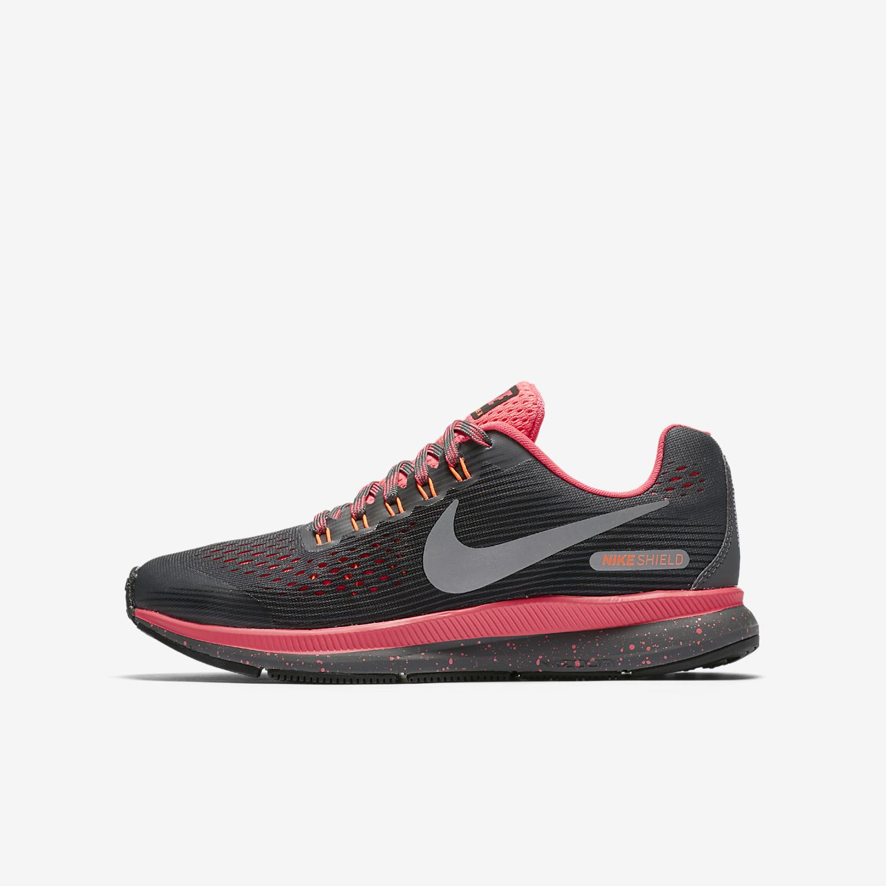 Nike Zoom Pegasus 34 Shield Laufschuh für ältere CH