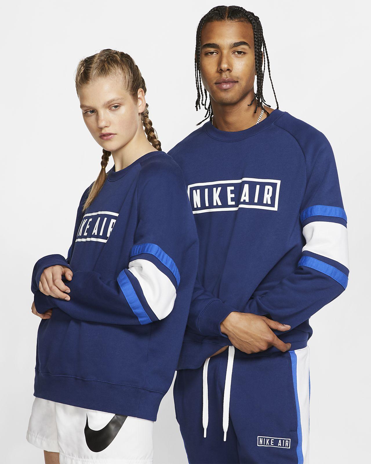 Nike Air Dessuadora de teixit Fleece