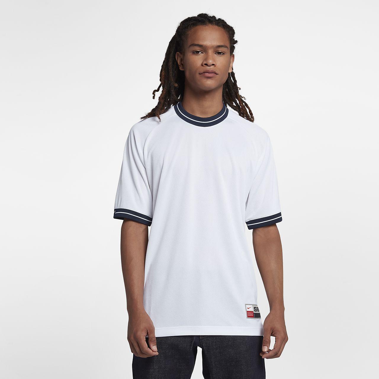 Nike SB Dri-FIT 男子短袖上衣