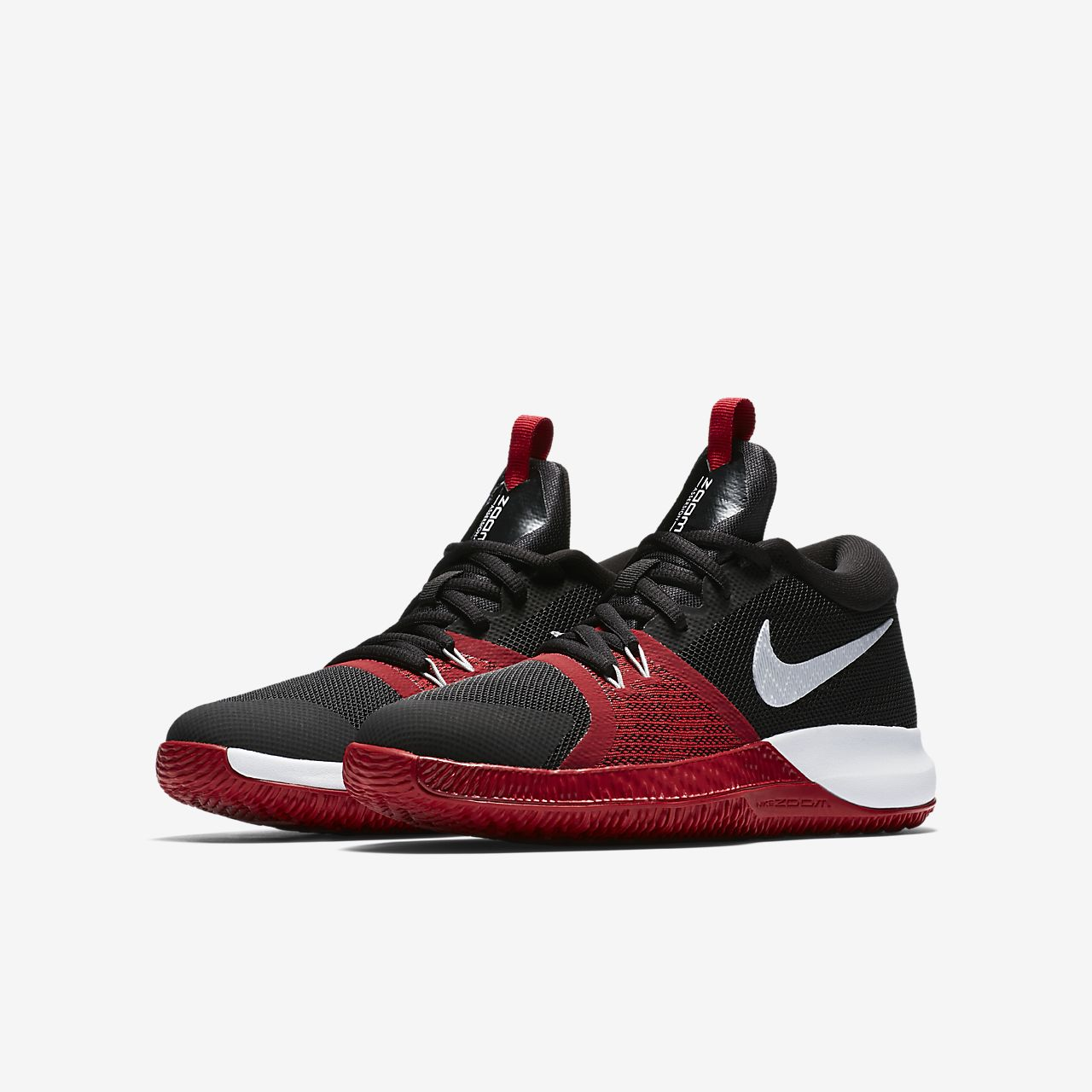 ... Chaussure de basketball Nike Zoom Assersion pour Enfant plus âgé